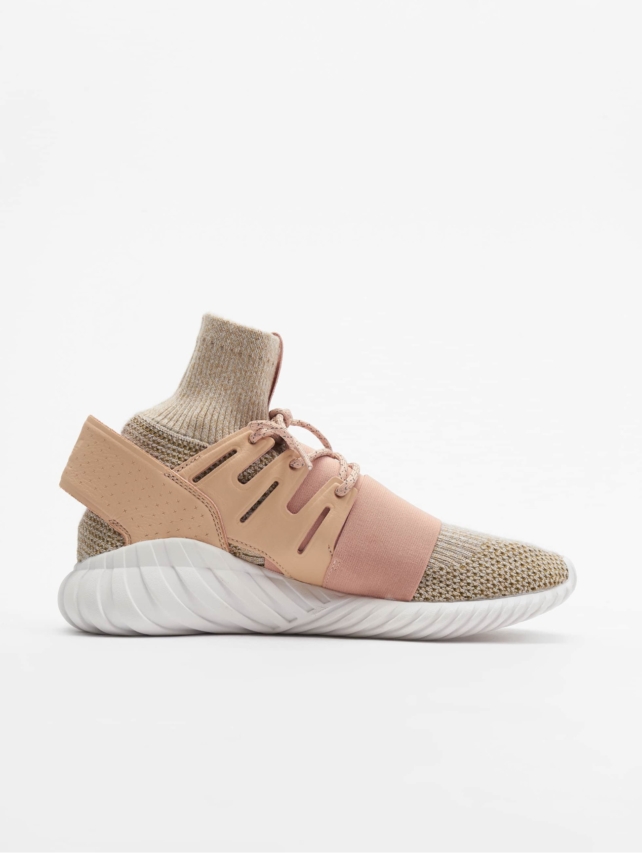 Adidas Tubular Doom PK Sneakers Beige/Rose