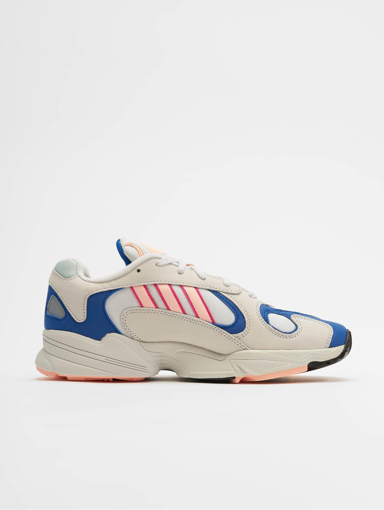adidas Originals Yung-1 blanc Homme Baskets 671858 Homme Chaussures