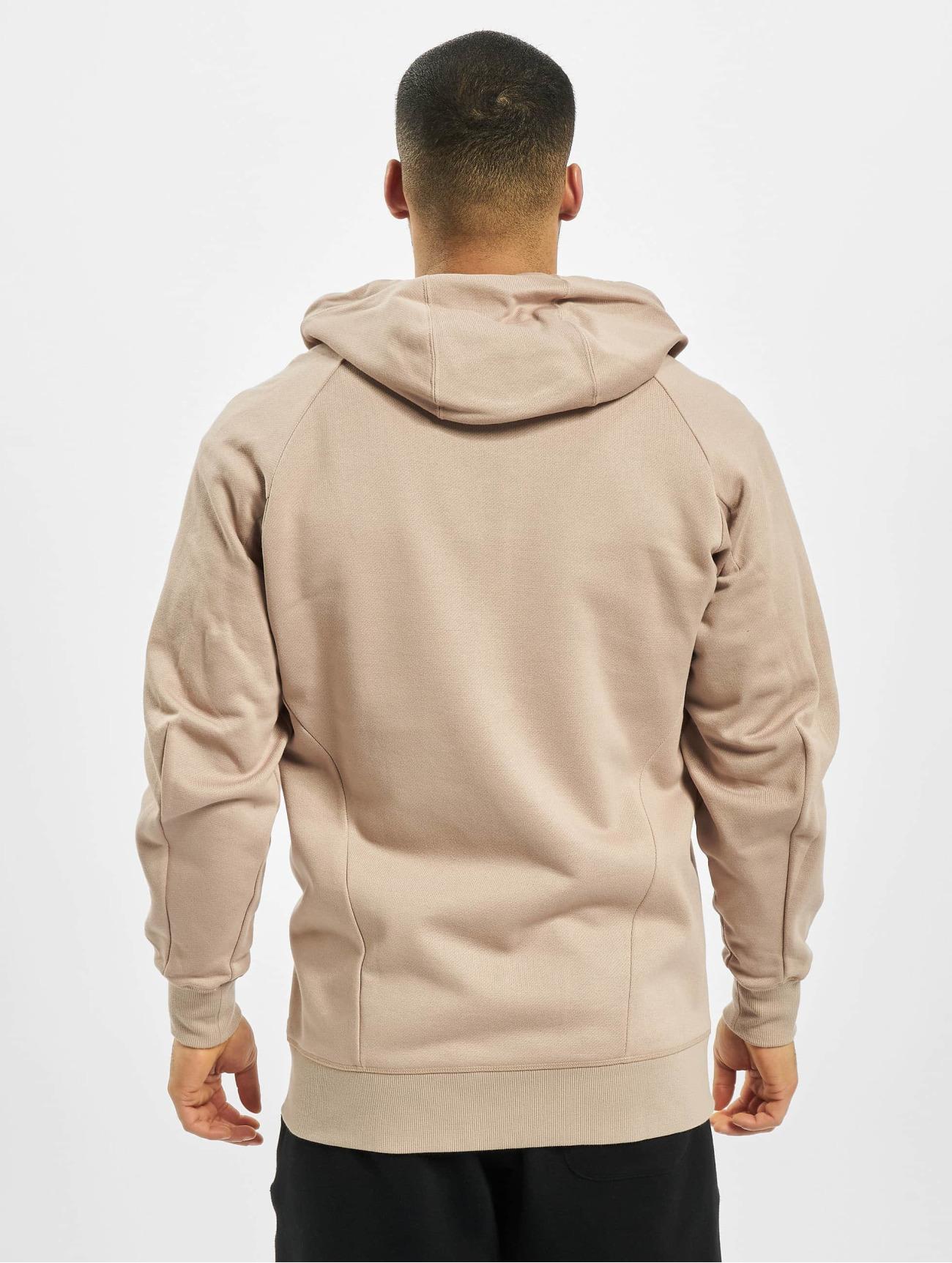 adidas Originals | XBYO   brun Homme Sweat capuche zippé  558044| Homme Hauts