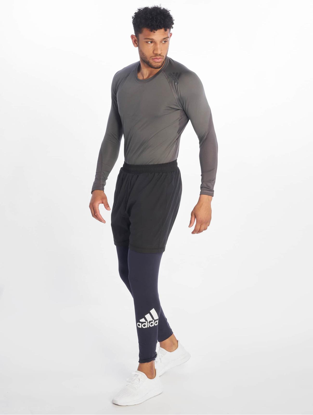 adidas Performance  Bos  bleu Homme Legging  618034 Homme Pantalons & Shorts