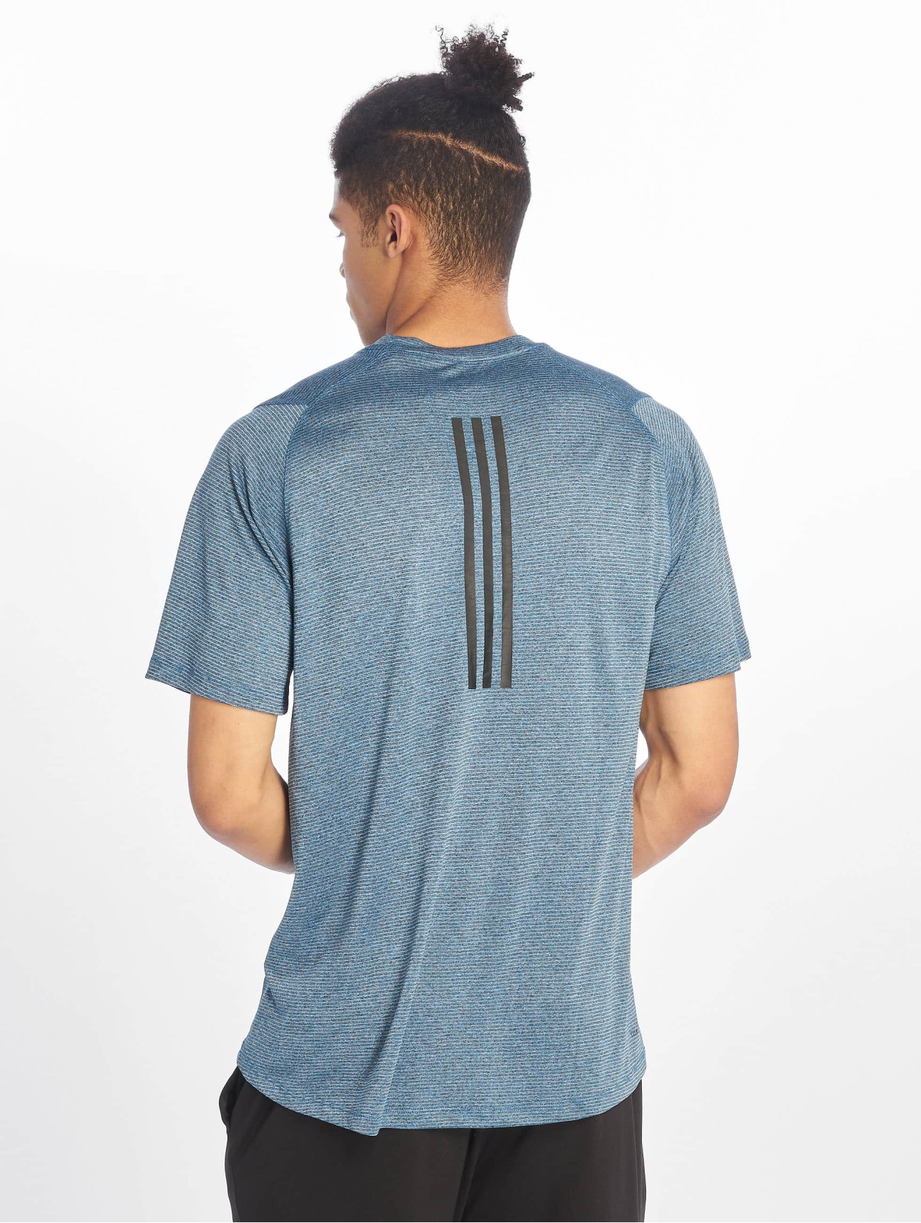adidas Performance Överdel / T-shirt Tec  i blå 617842 Män Överdelar