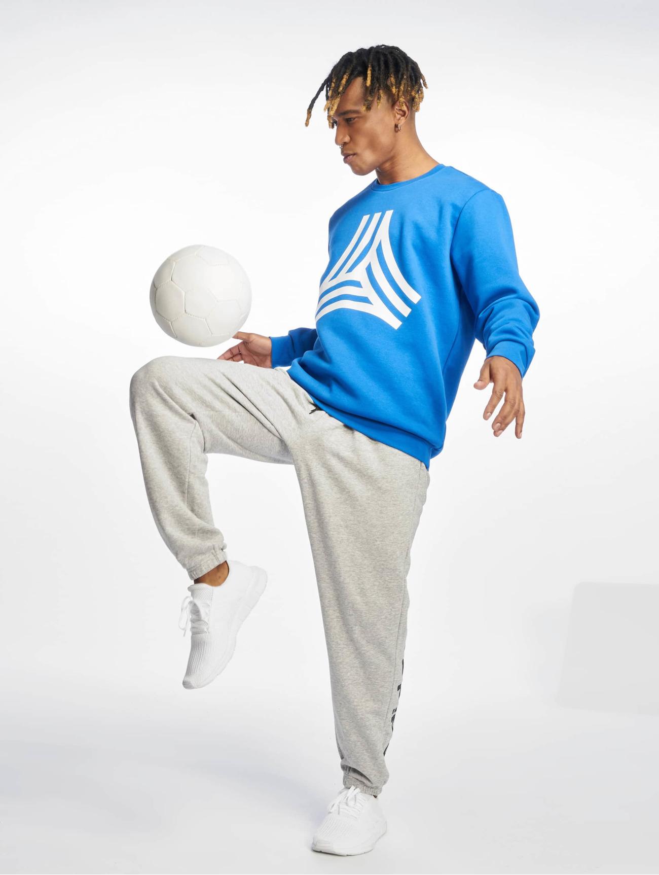 adidas Performance Överdel / Tröja Tango i blå 618172 Män Överdelar