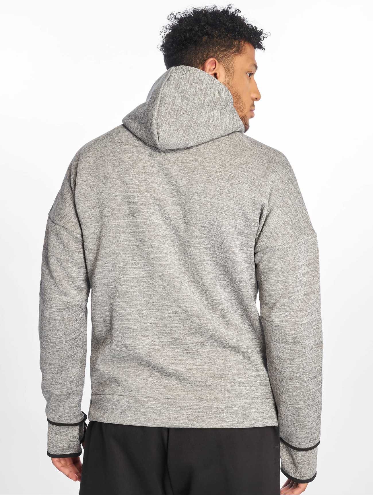 adidas Performance Överdel / Zip Hoodie ZNE i grå 617871 Män Överdelar
