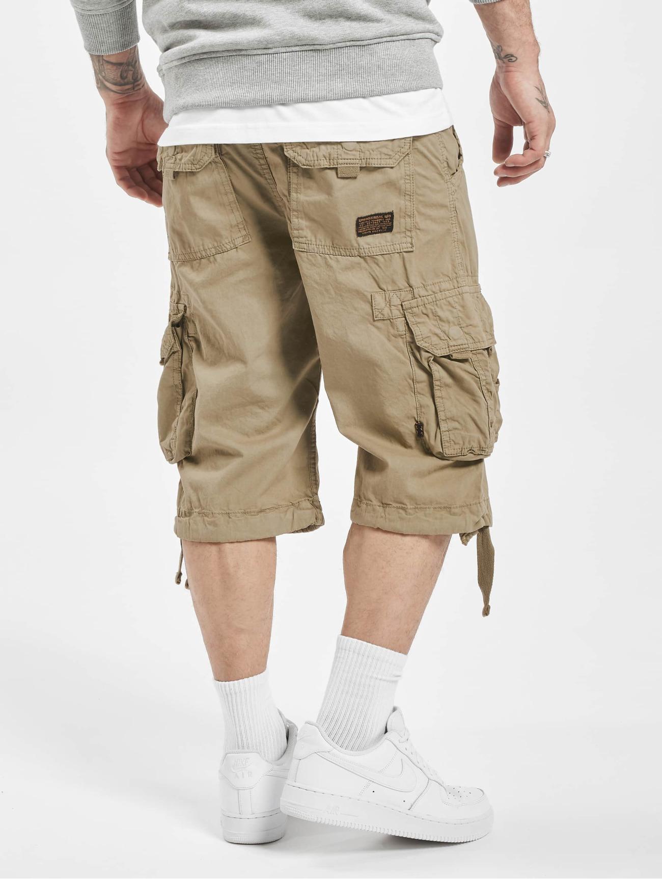 Alpha Industries  Jet  olive Homme Short  64984 Homme Pantalons & Shorts