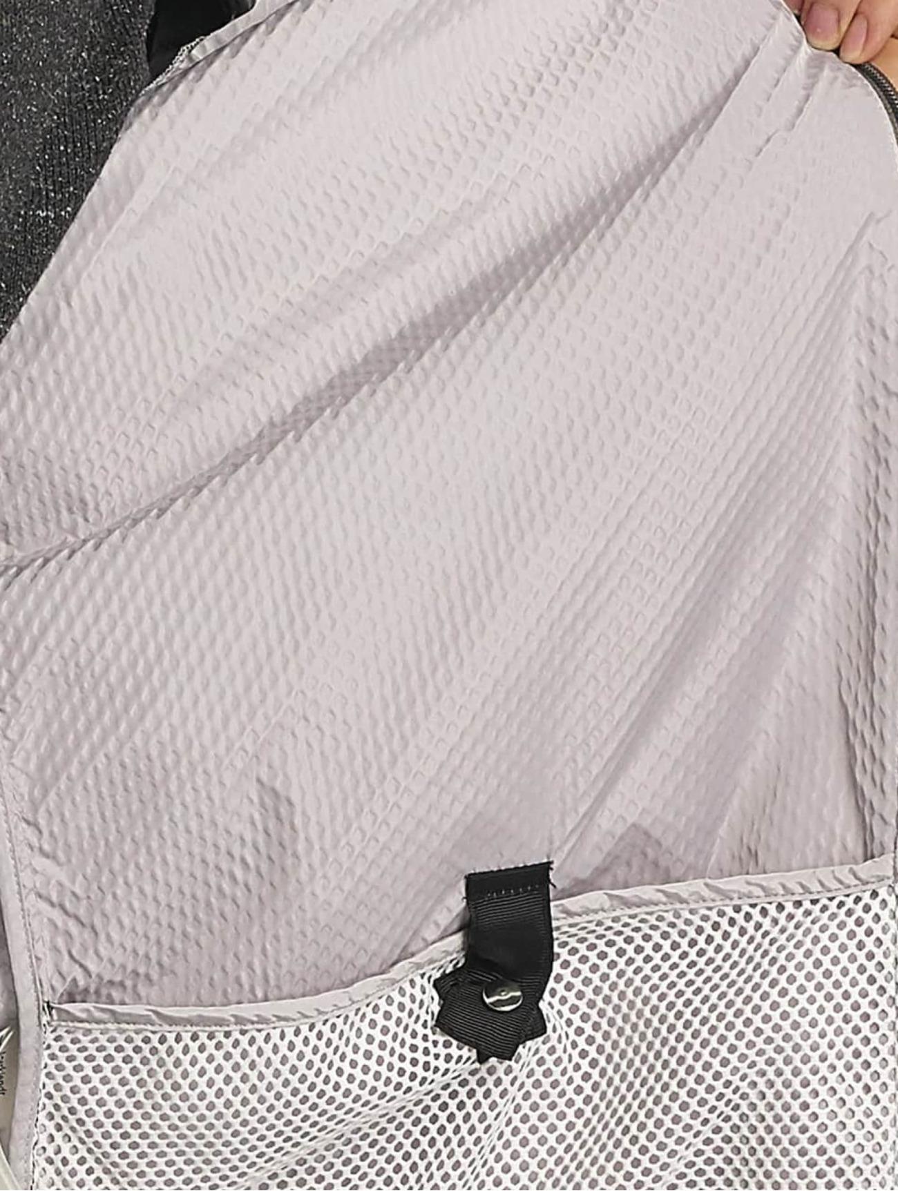 Anerkjendt | Peak  gris Homme Veste mi-saison légère  426907| Homme Manteaux & Vestes