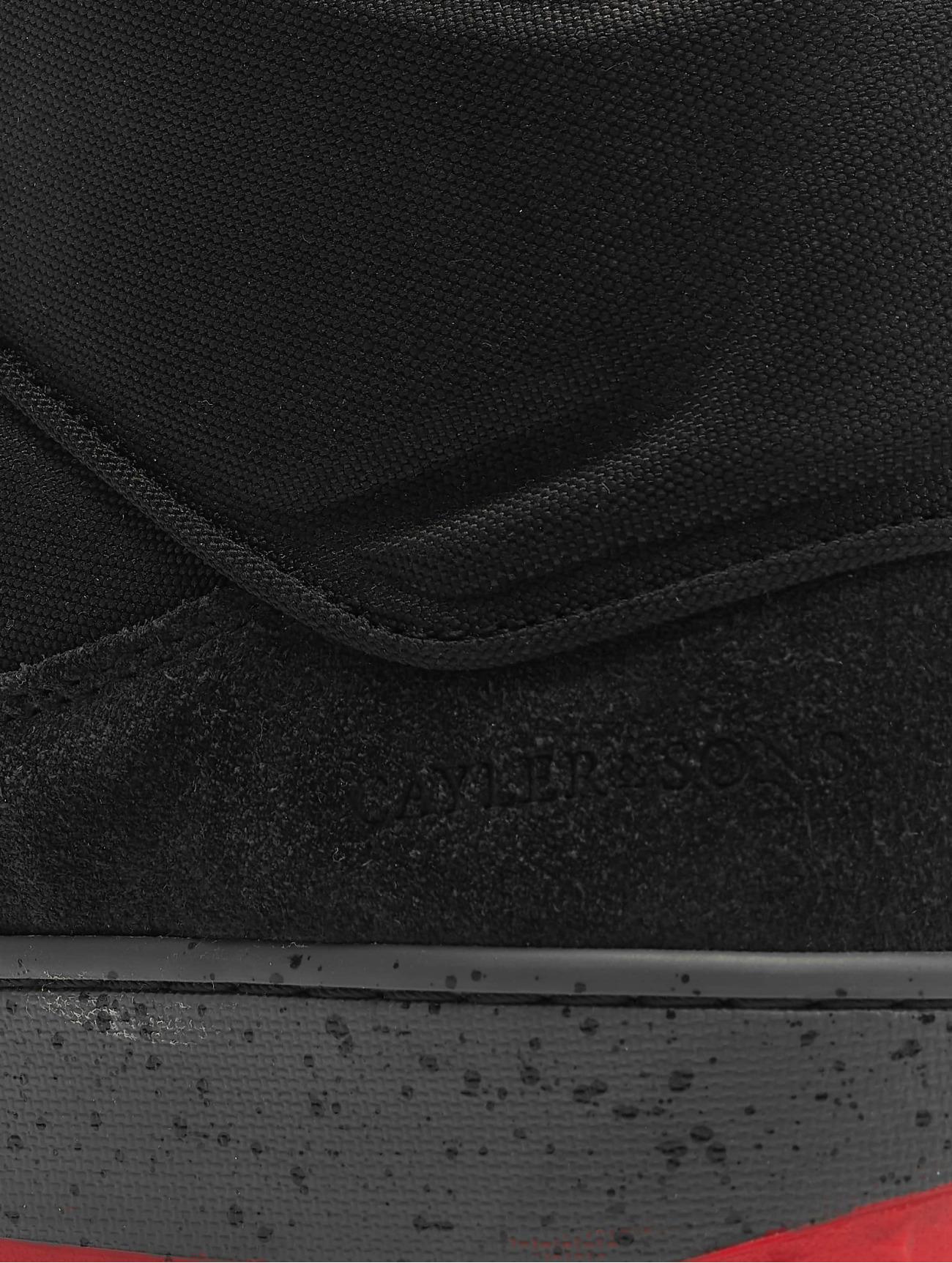 Cayler & Sons  Shutdown   noir Homme Baskets  279910 Homme Chaussures