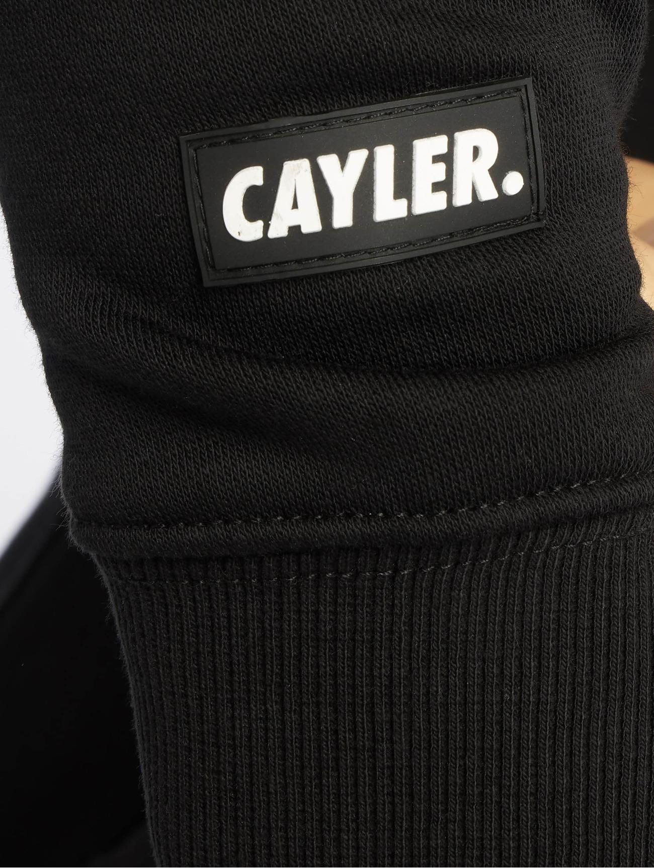 Cayler & Sons   Wl Trust Lights  noir Homme Sweat capuche  621525  Homme Hauts