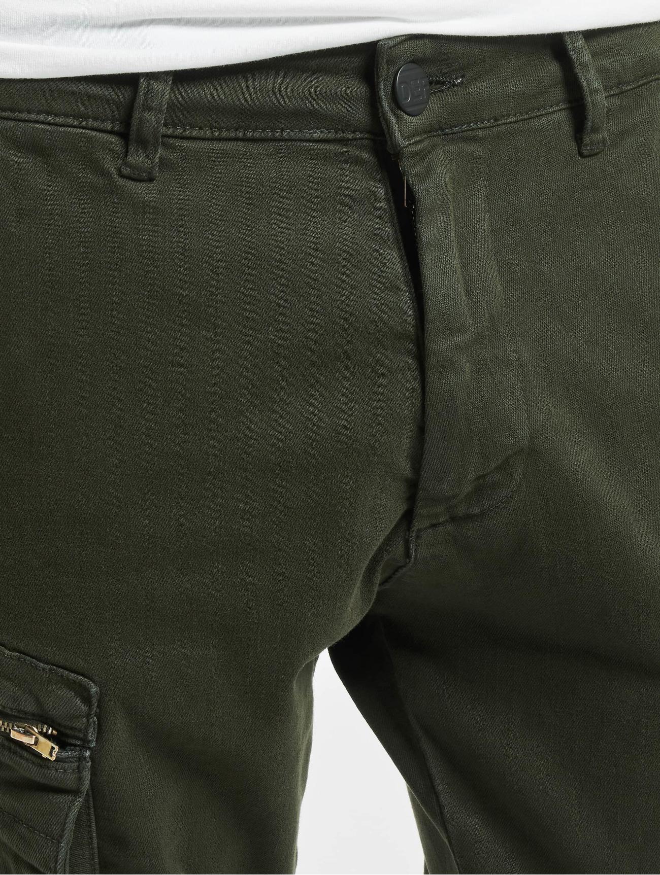 DEF Byxor / Cargo pants Kuro  i grön 664218 Män Byxor