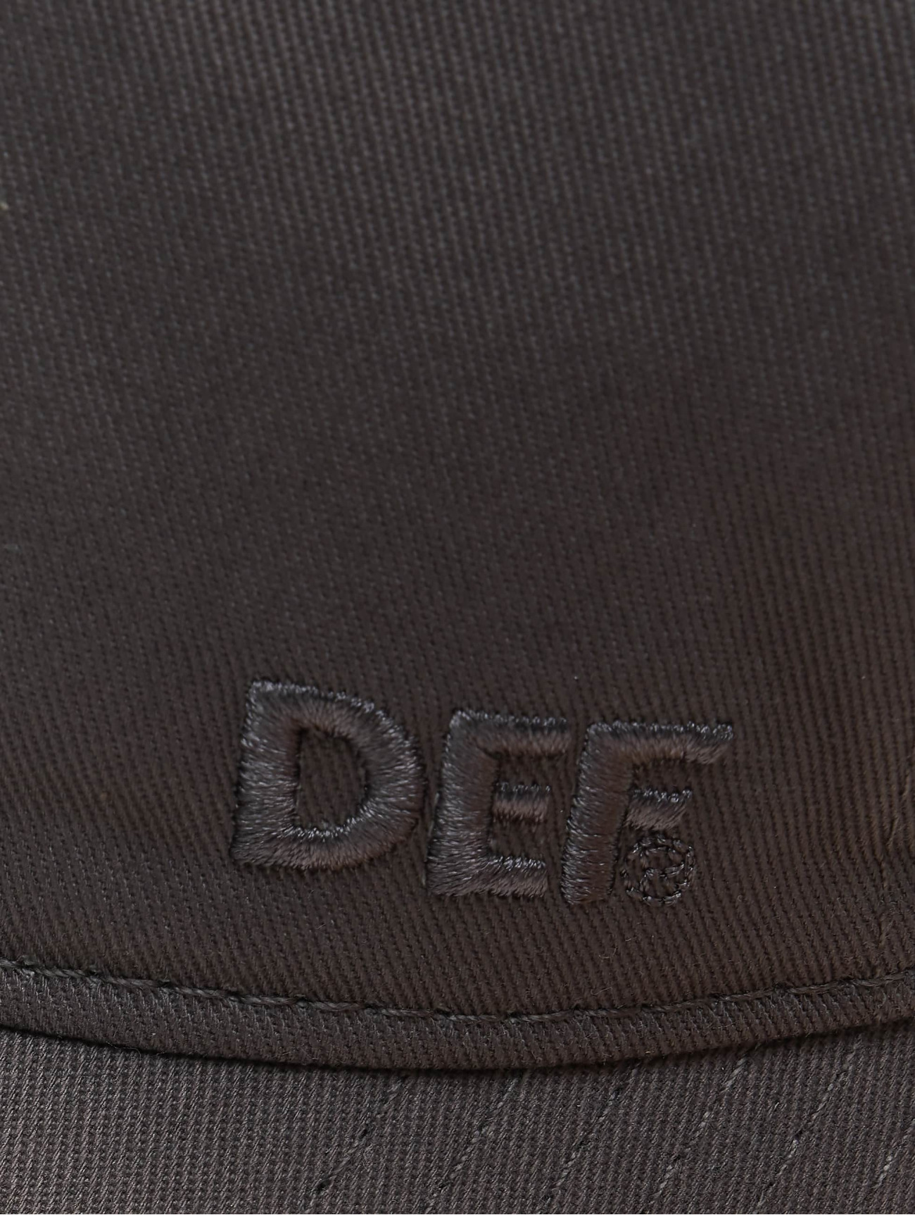 DEF  Daddy   gris  Casquette Snapback & Strapback  748712 Homme Casquettes