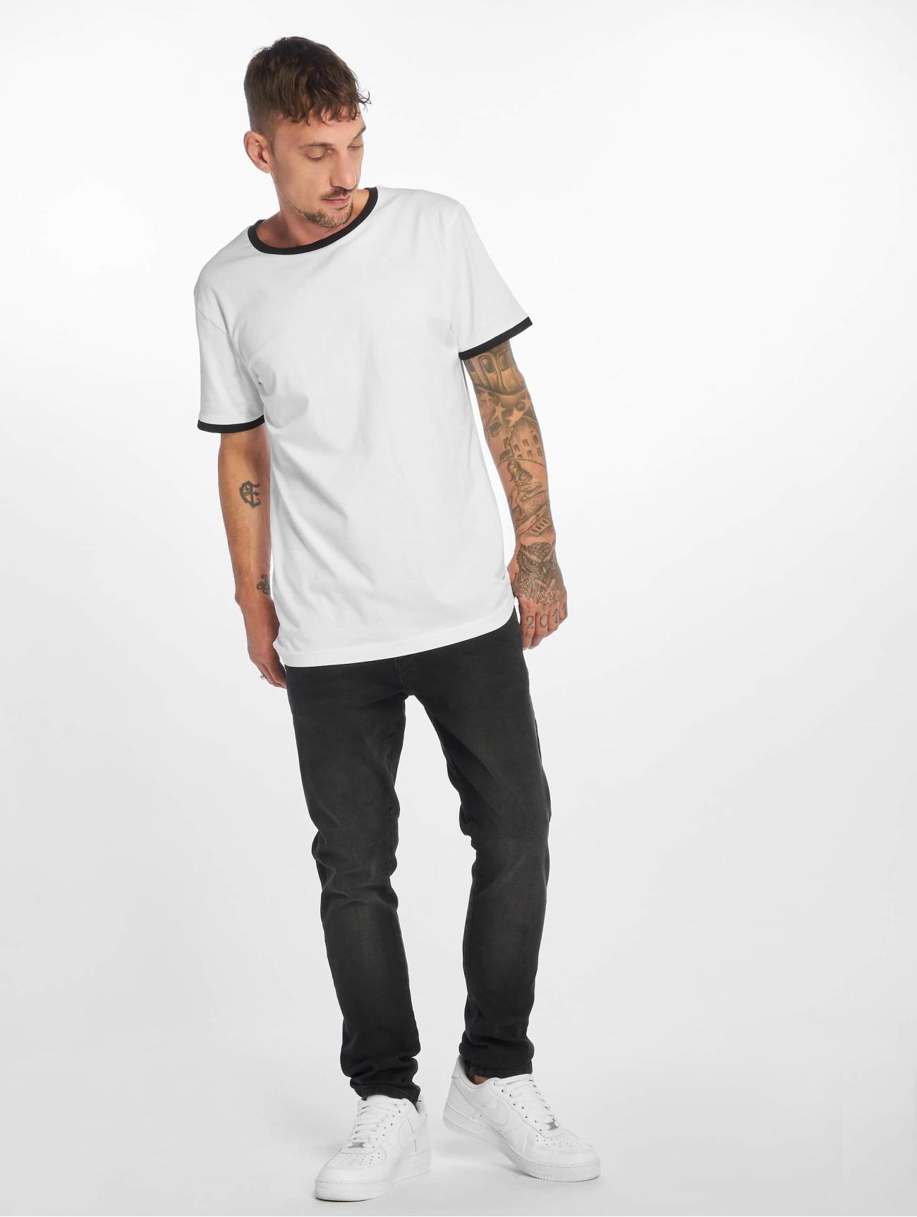 DEF Jeans / Slim Fit Jeans Kurt i svart 657881 Män Jeans