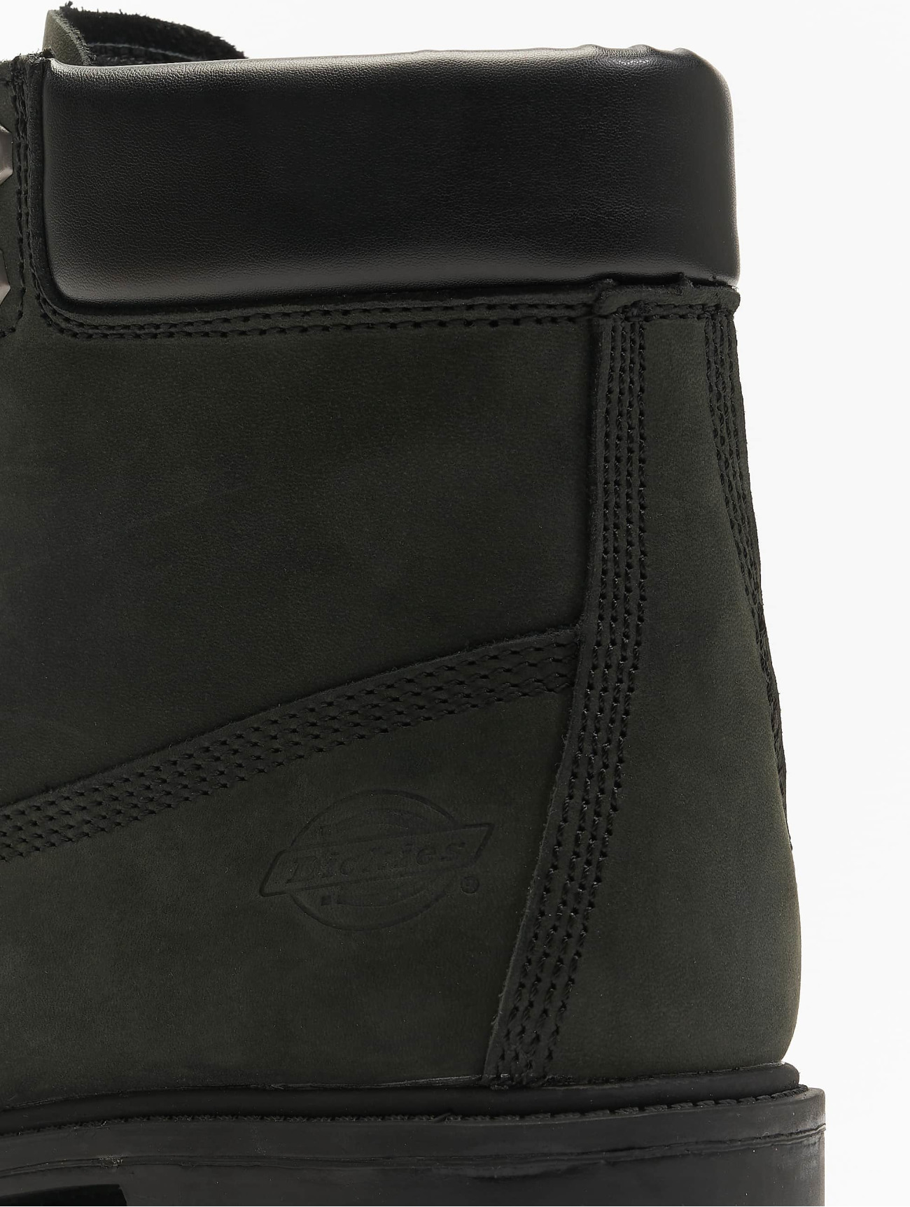 Dickies  Fort Worth   noir Homme Chaussures montantes  192183 Homme Chaussures