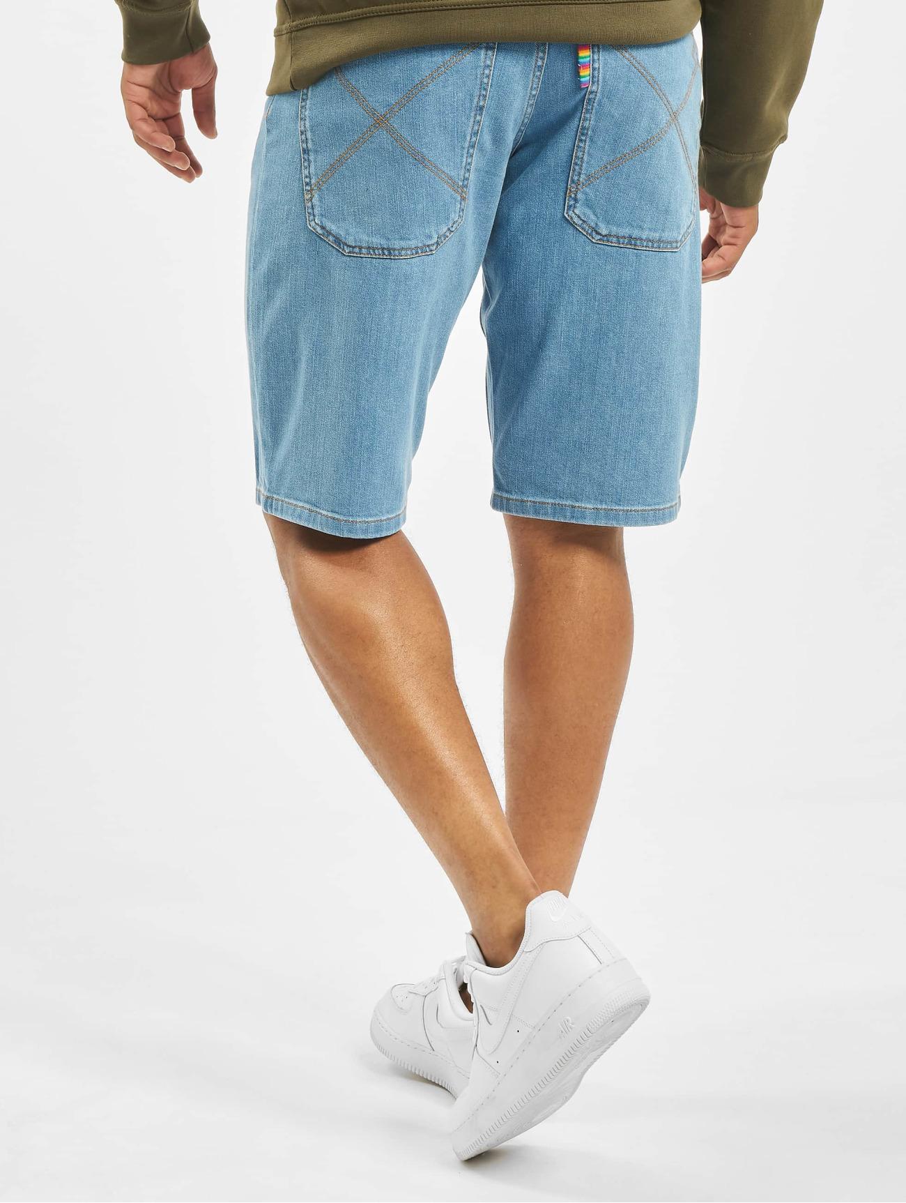 Homeboy  X-Tra  bleu Homme Short  707298 Homme Pantalons & Shorts
