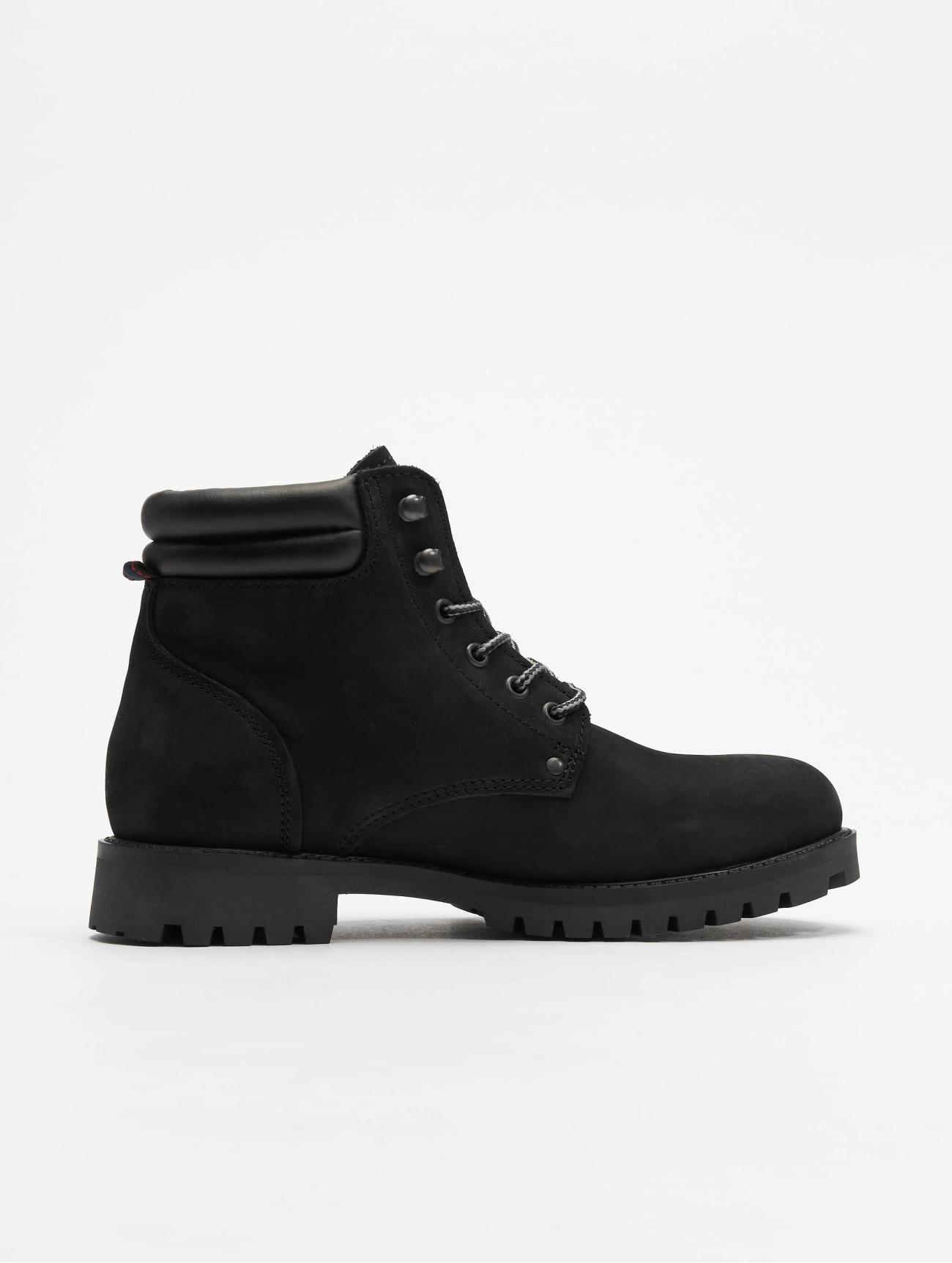 Jack \u0026 Jones | j fwStoke noir Homme Chaussures montantes 532559