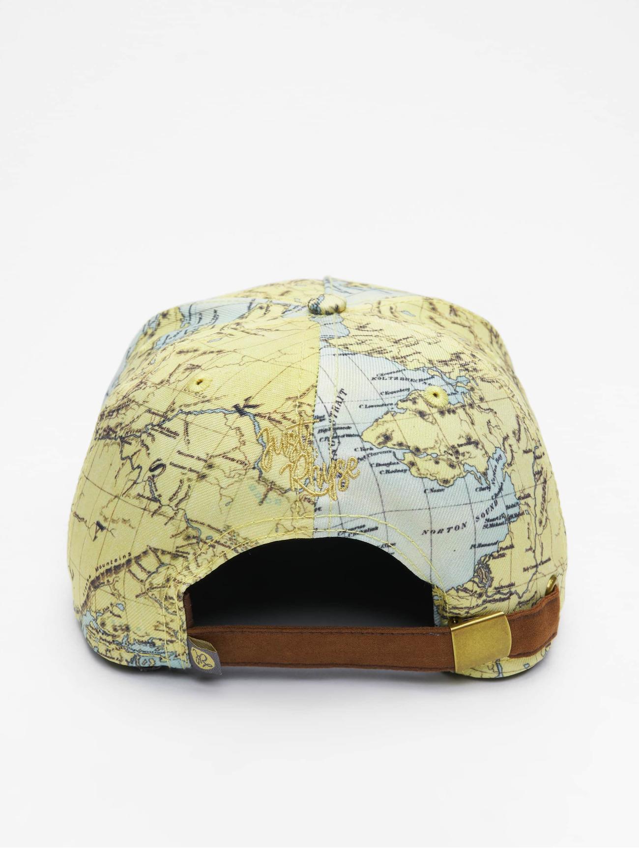 Just Rhyse  Portage  multicolore  Casquette Snapback & Strapback  394478 Homme Casquettes
