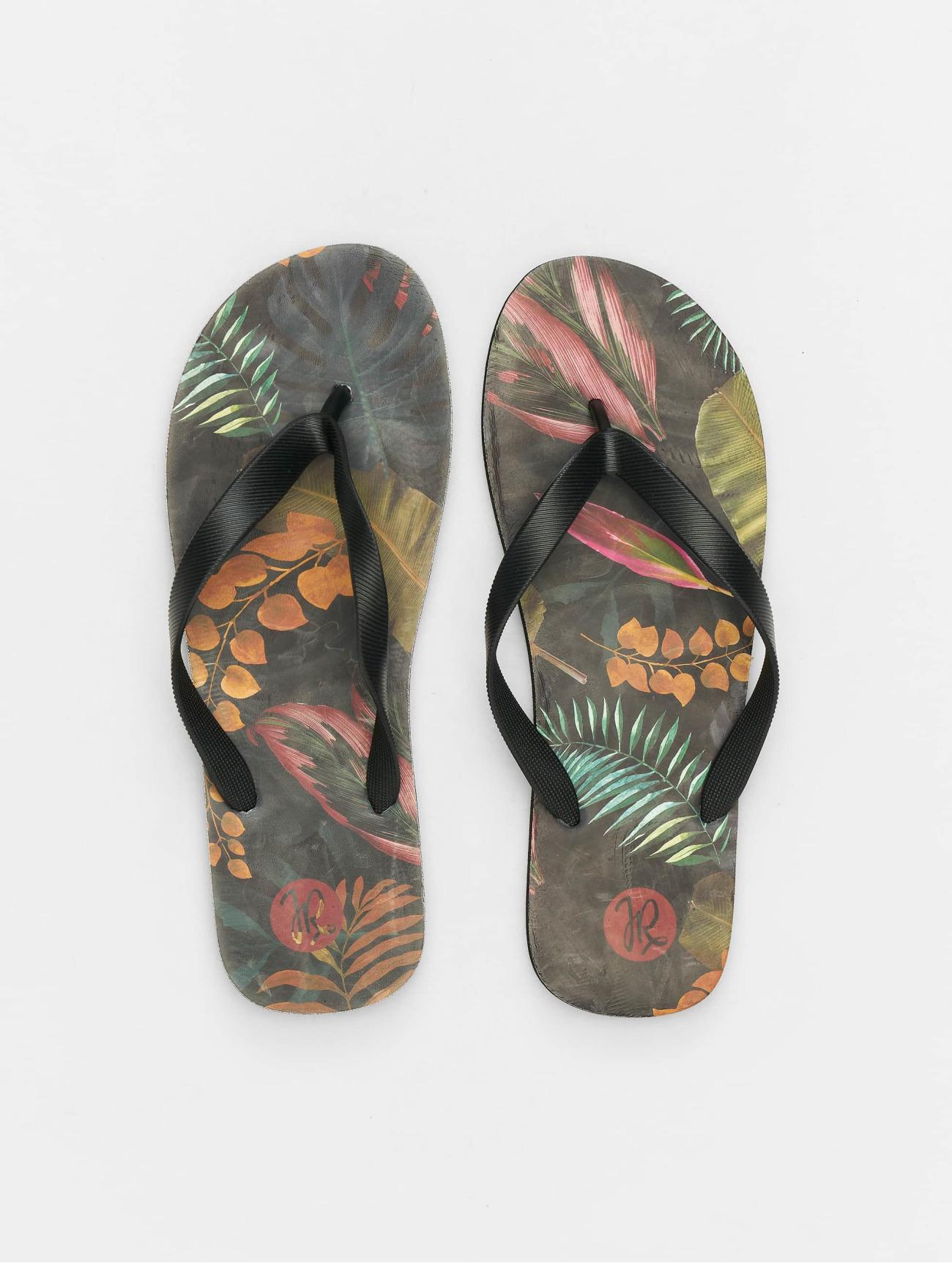 Just Rhyse Jason noir Claquettes & Sandales 585954 Homme Chaussures