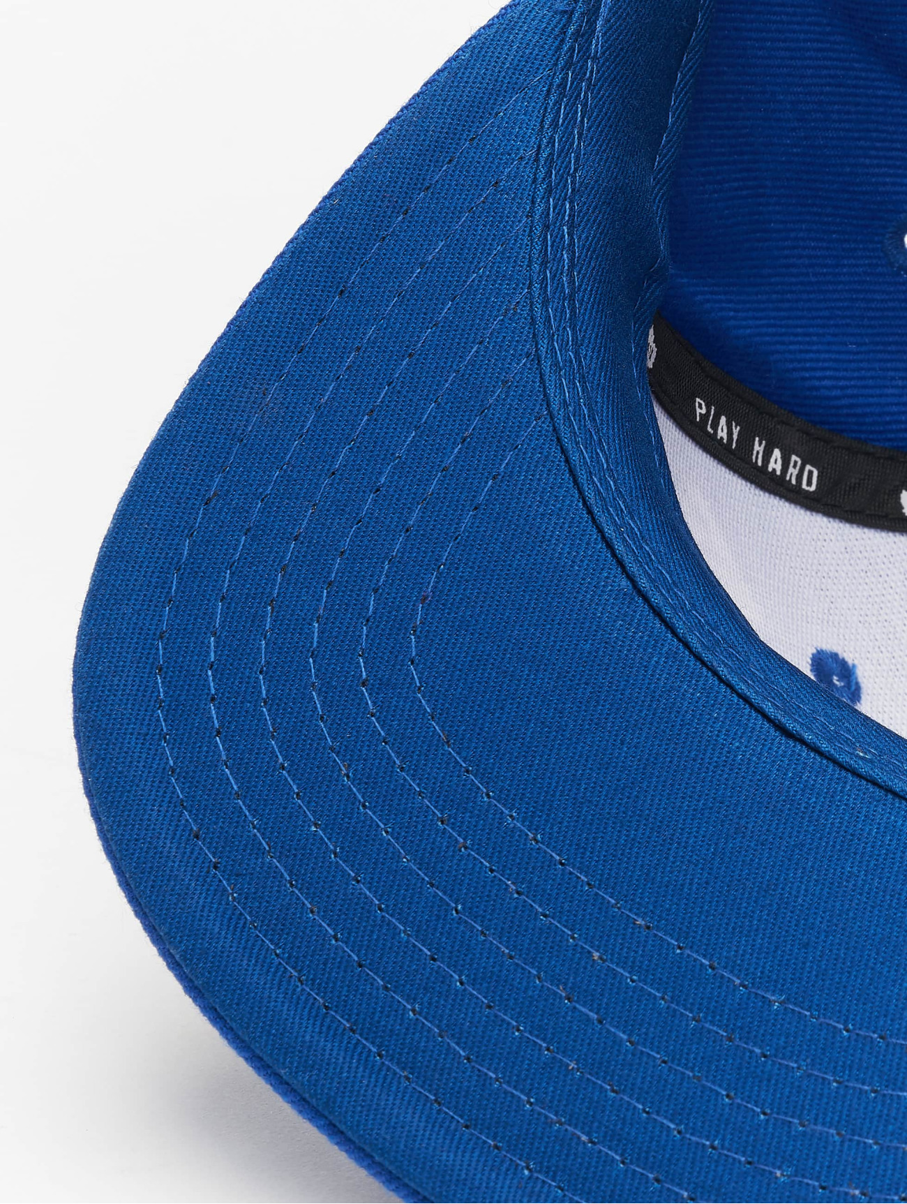 K1X  University of Basketball  bleu  Casquette Snapback & Strapback  429238 Homme Casquettes