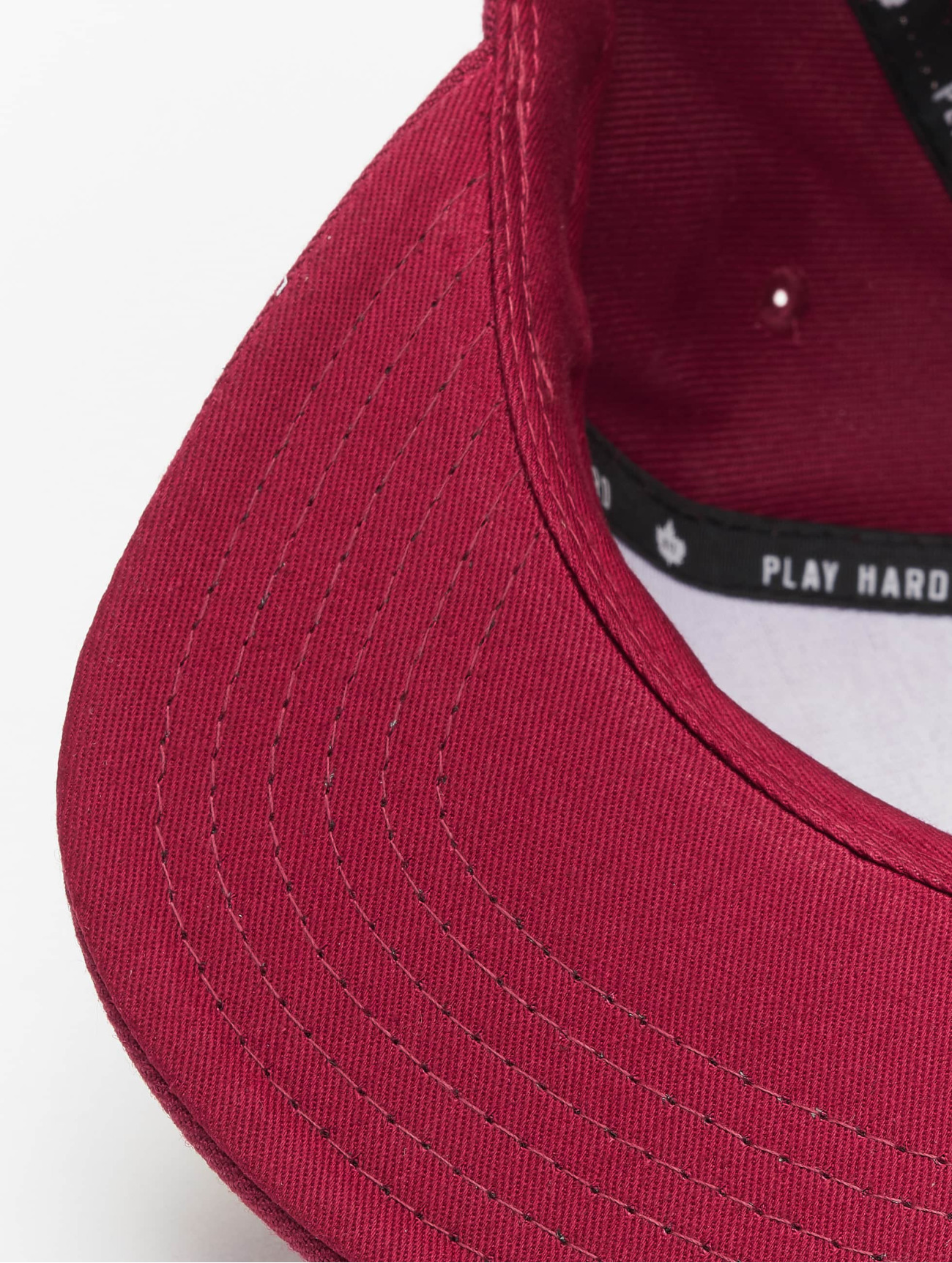K1X  University of Basketball  rouge  Casquette Snapback & Strapback  429236 Homme Casquettes
