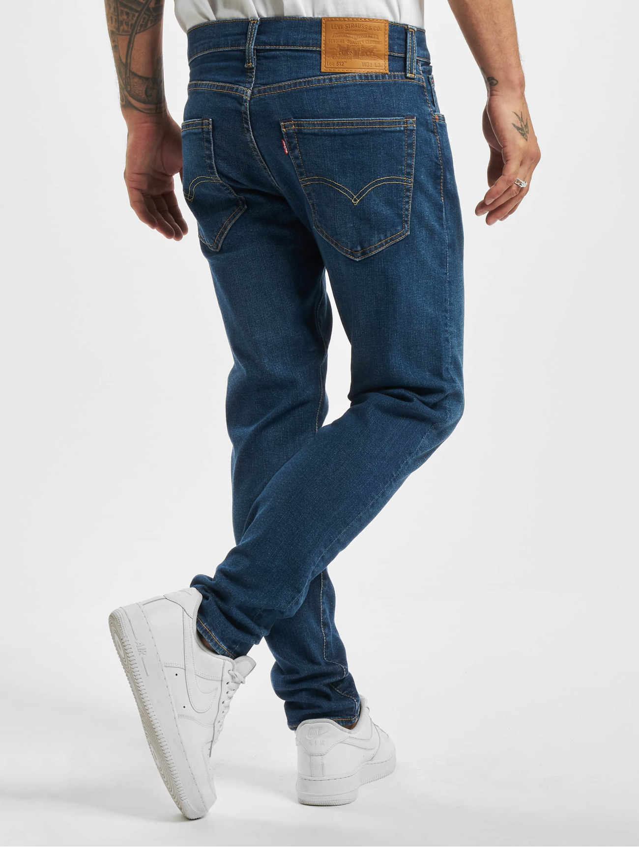 Levi's®  512 Revolt Adv  bleu Homme Jean slim  578569 Homme Jeans