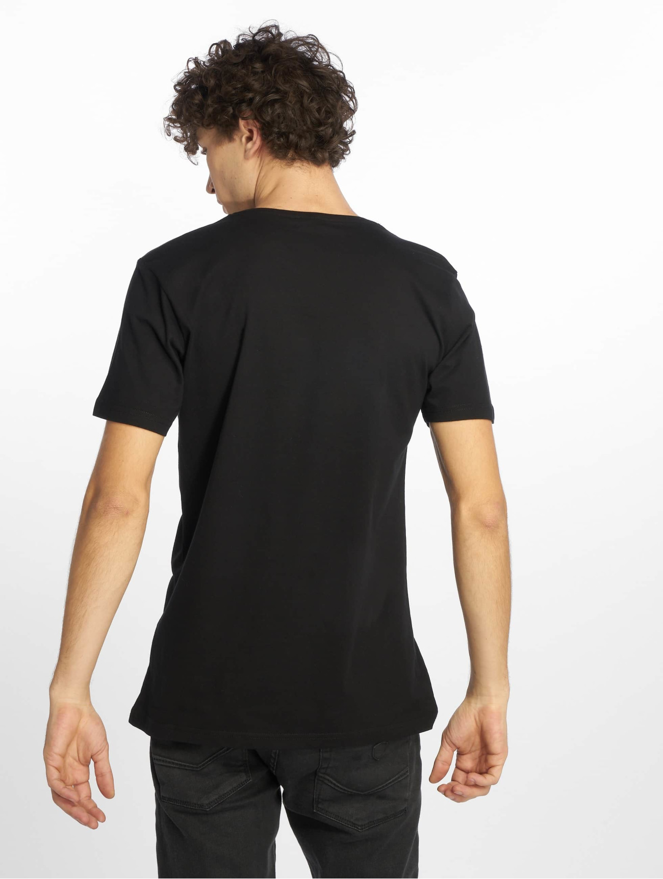 Merchcode | Friends Logo  noir Homme T-Shirt  619532| Homme Hauts