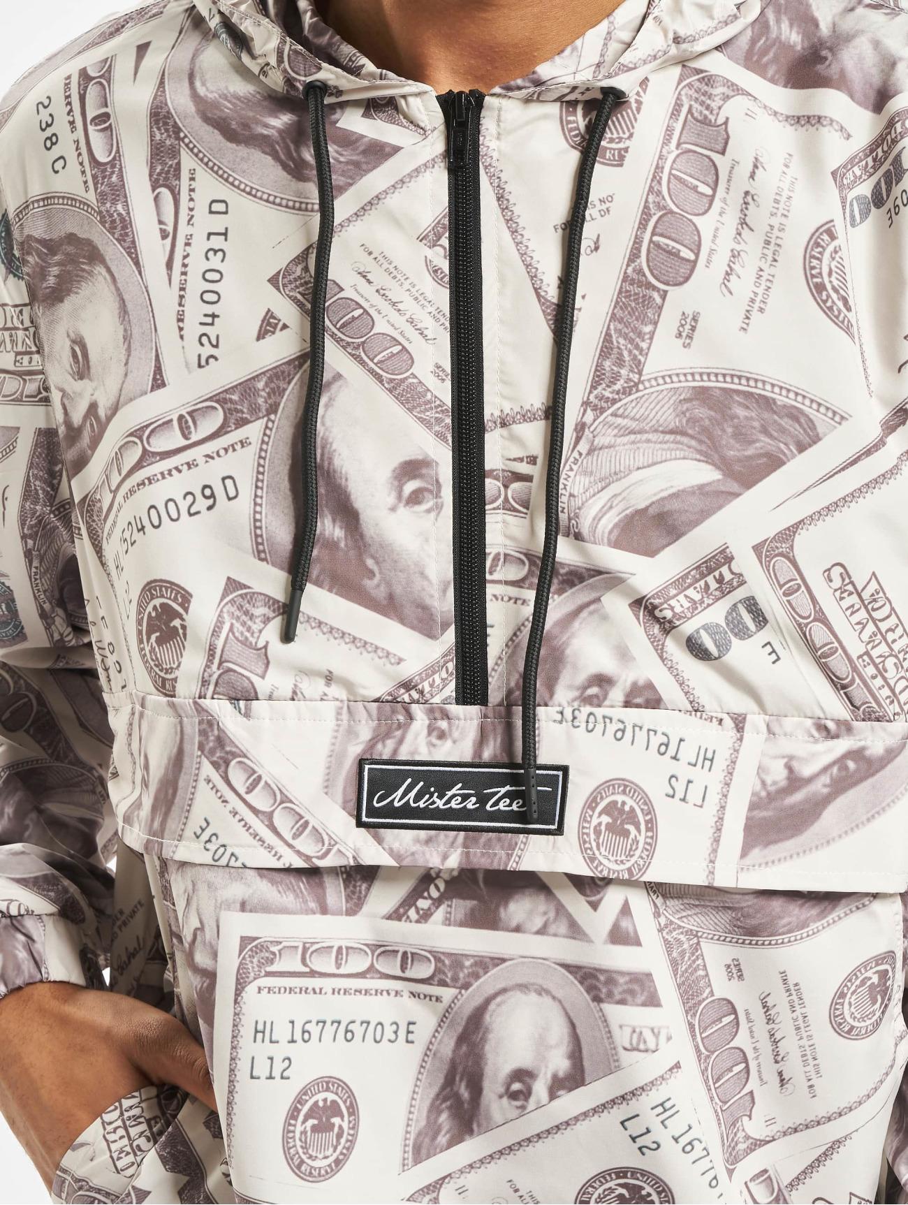 Mister Tee Jackor / Övergångsjackor Dollar i beige 708389 Män Jackor