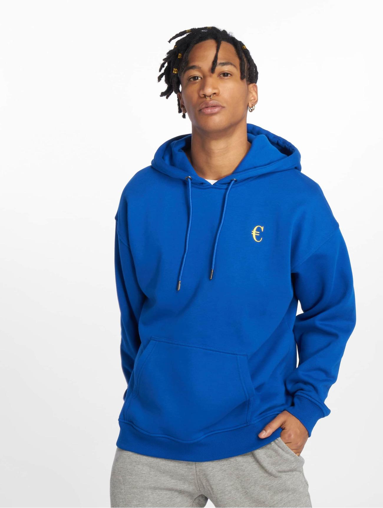 Mister Tee | Europe  bleu Homme Sweat capuche  543230| Homme Hauts