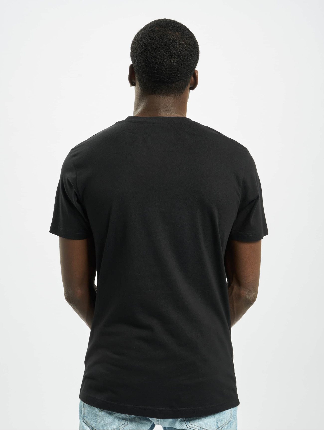Mister Tee Overwear / T-Shirt Lil Uzi Vert Face  in black 713389