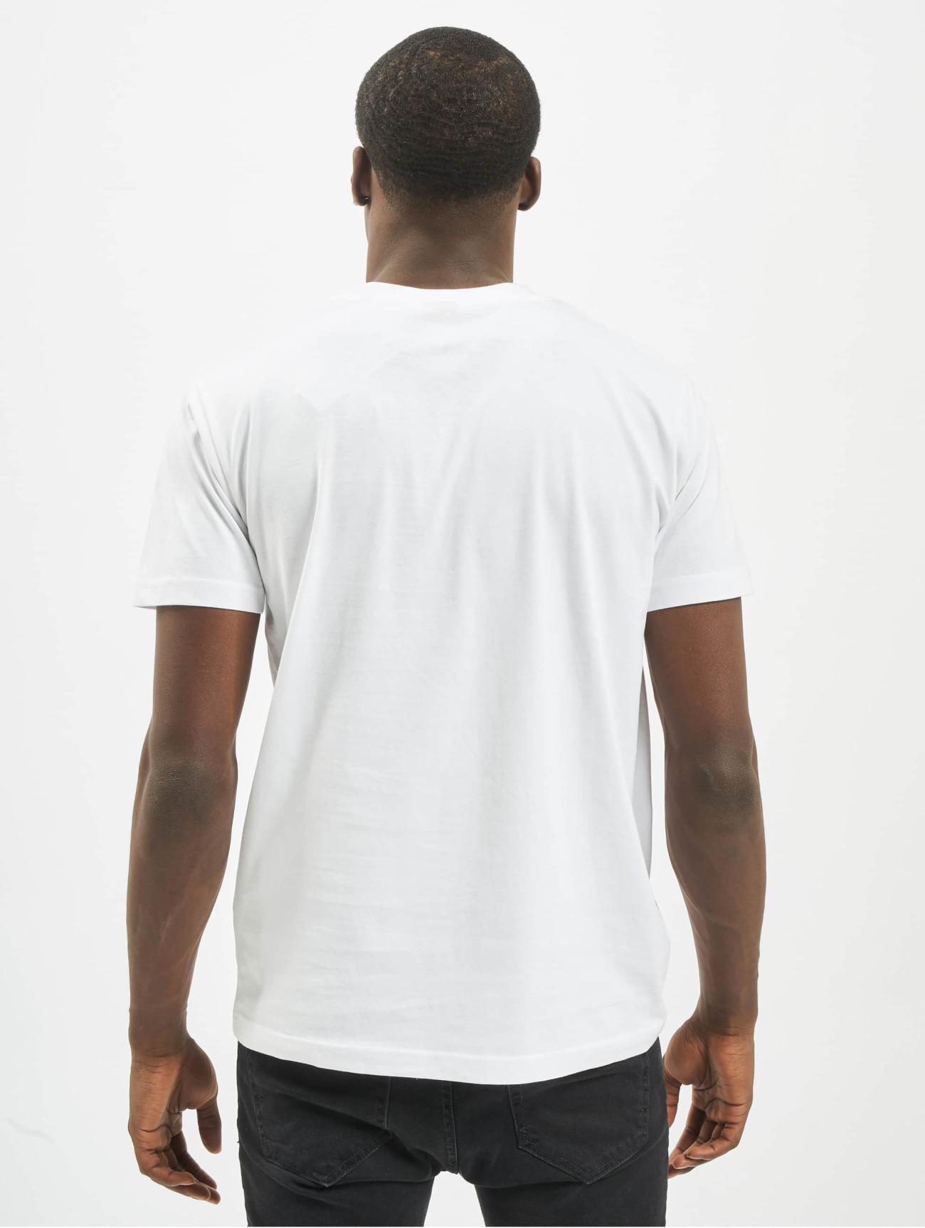 Mister Tee Herren T-Shirt Cash Money Records in weiß 708414