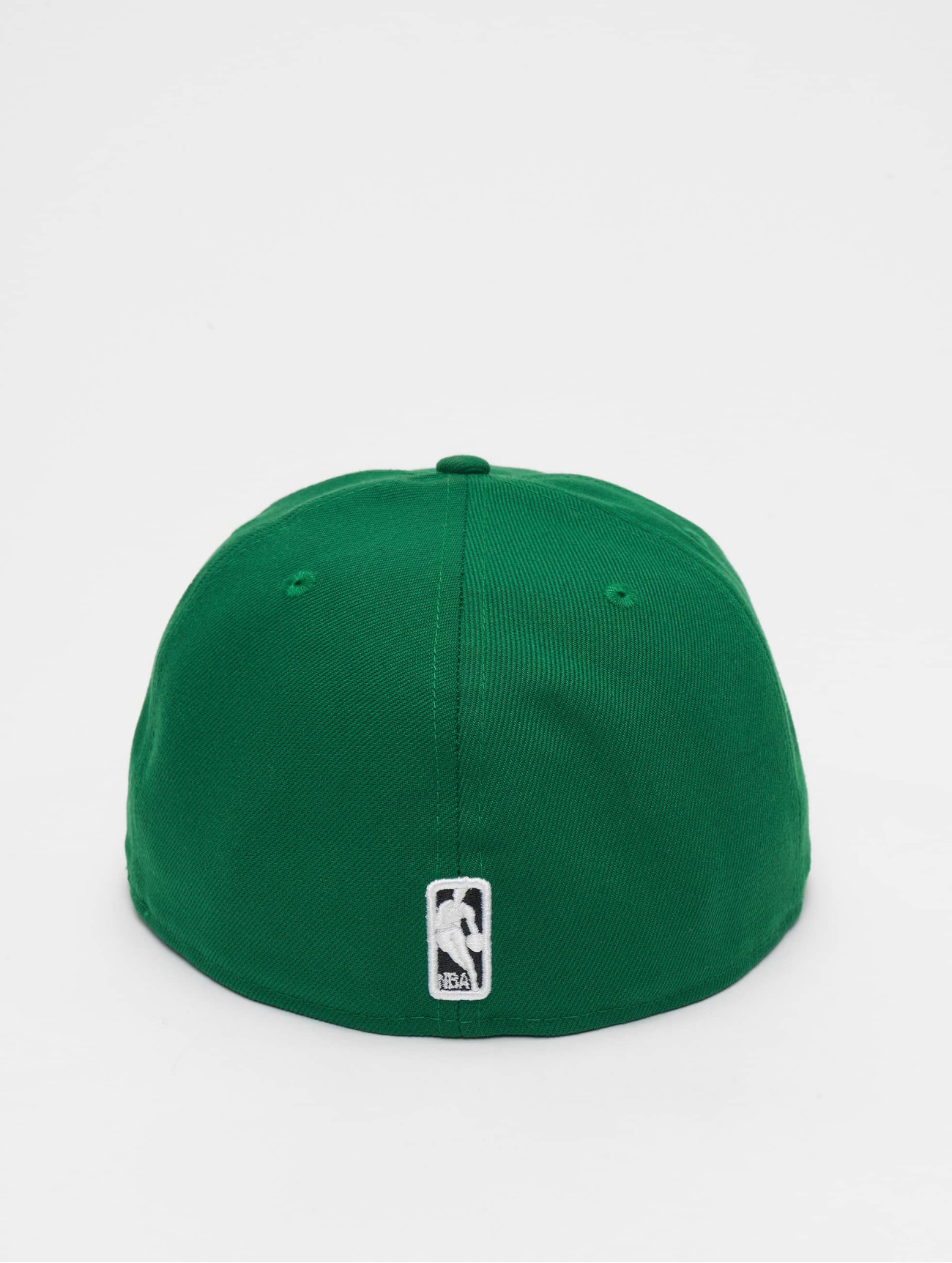 New Era  NBA Basic Boston Celtics 59Fifty  vert  Casquette Fitted  104708 Homme Casquettes