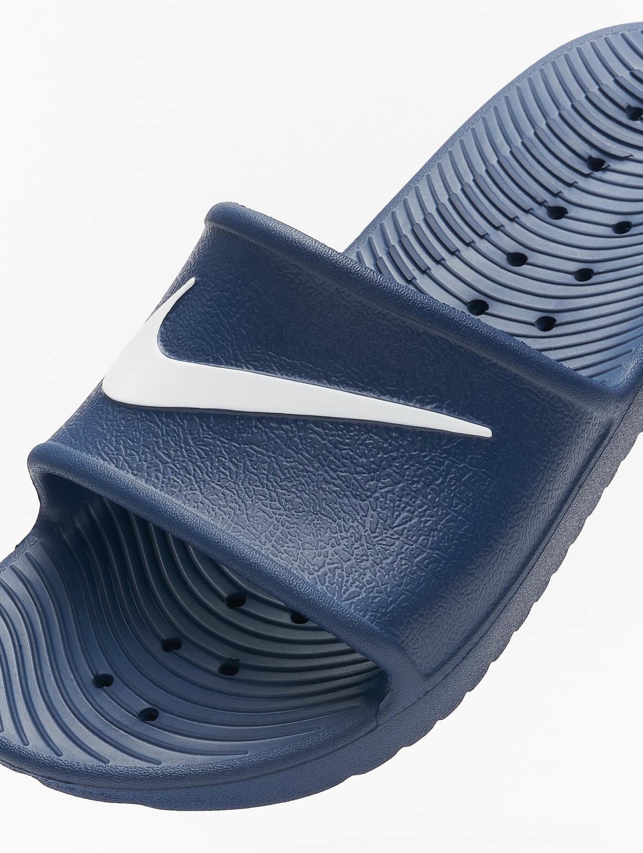 Nike  Kawa Shower Slide  bleu Homme Claquettes & Sandales  422216 Homme Chaussures