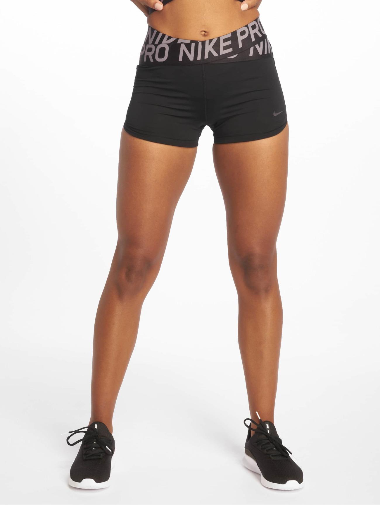 Nike Pro Shorts Black/Thunder Grey