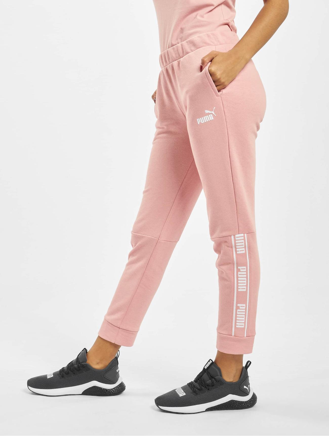 Fille Rose Rose Survêtement Puma Sportswear