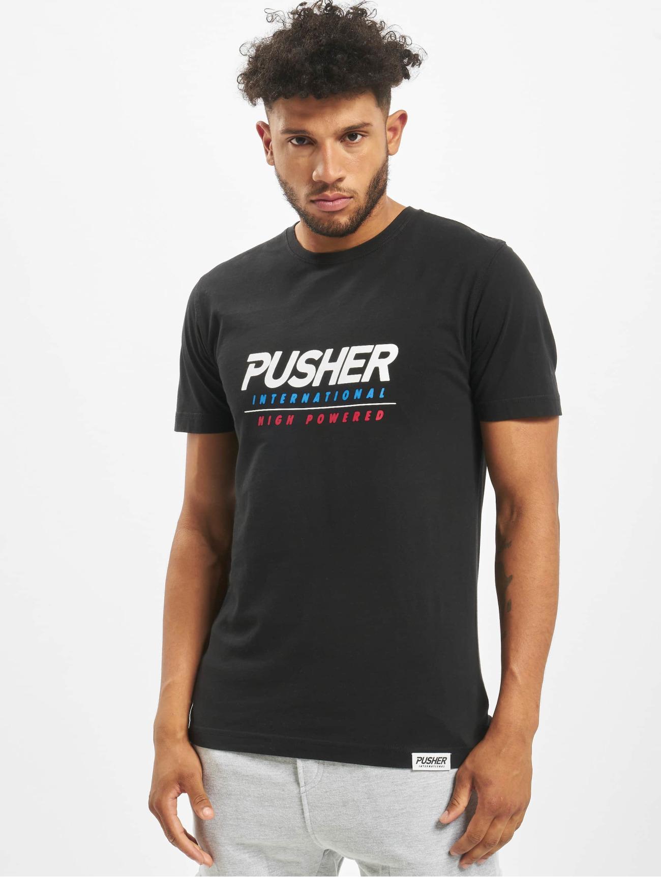 Pusher Apparel Herren T-Shirt Apparel High Powered in schwarz 629946