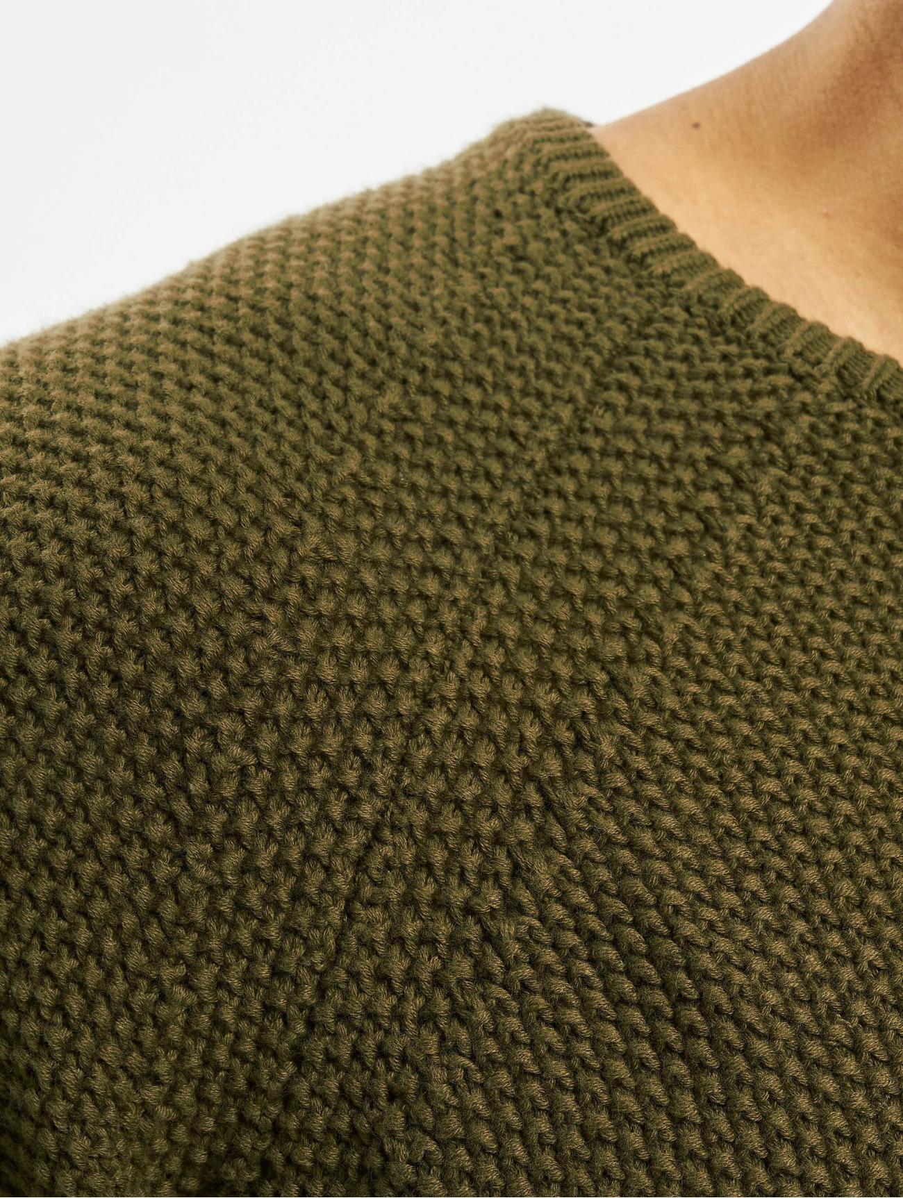 Revolution | Joakim  olive Homme Sweat & Pull  572160| Homme Hauts