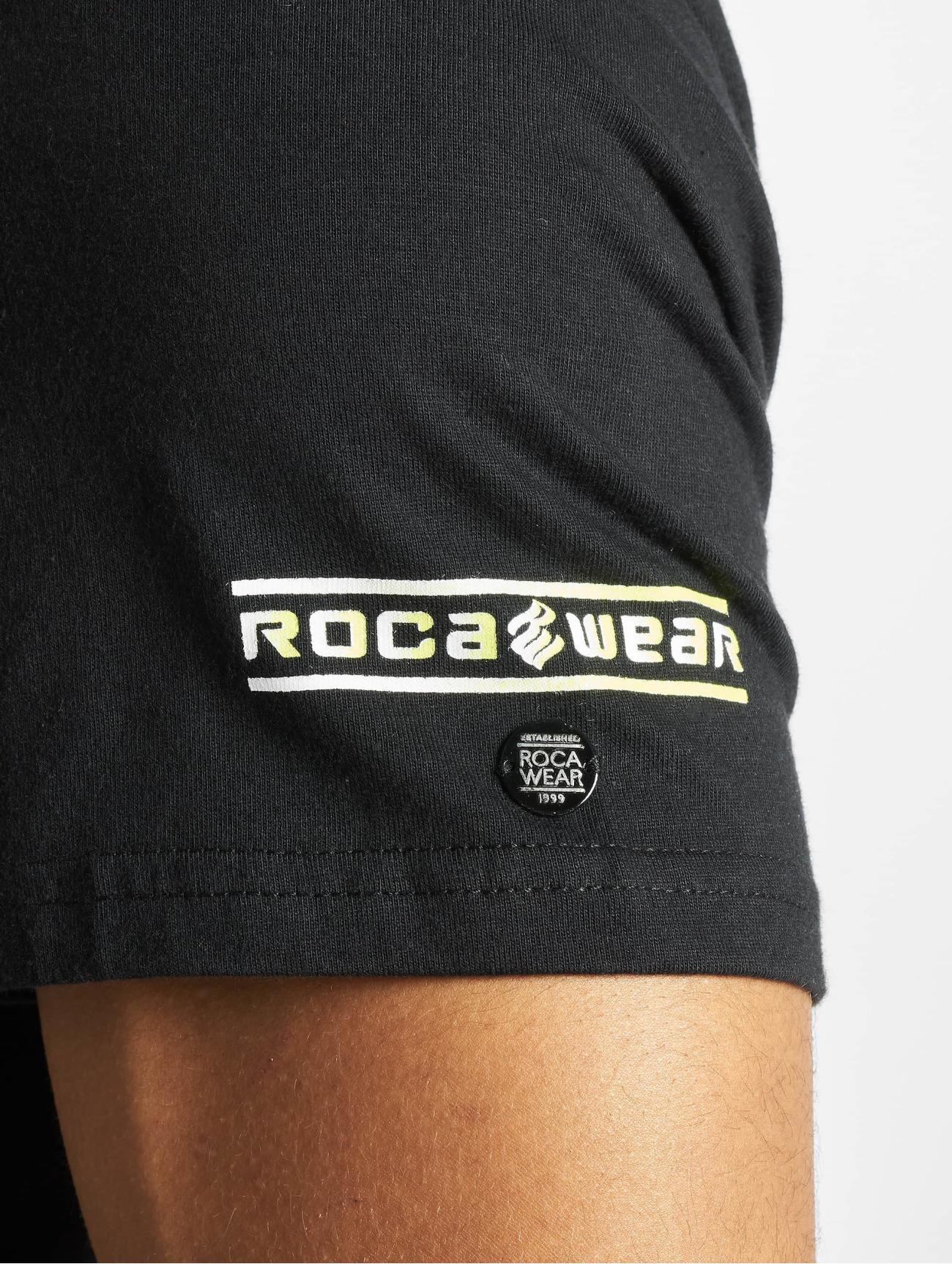 Rocawear   Hume   noir Homme T-Shirt  648137  Homme Hauts