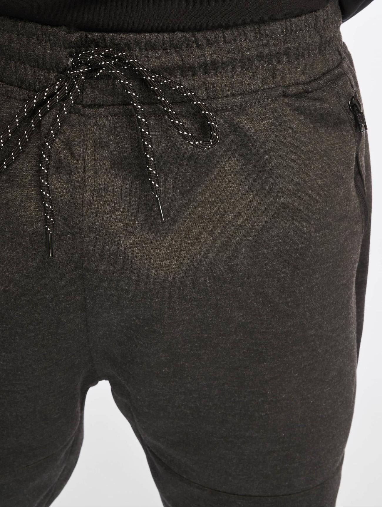 Southpole  Basic Tech Fleece Jogger  gris Homme Jogging  675362 Homme Pantalons & Shorts