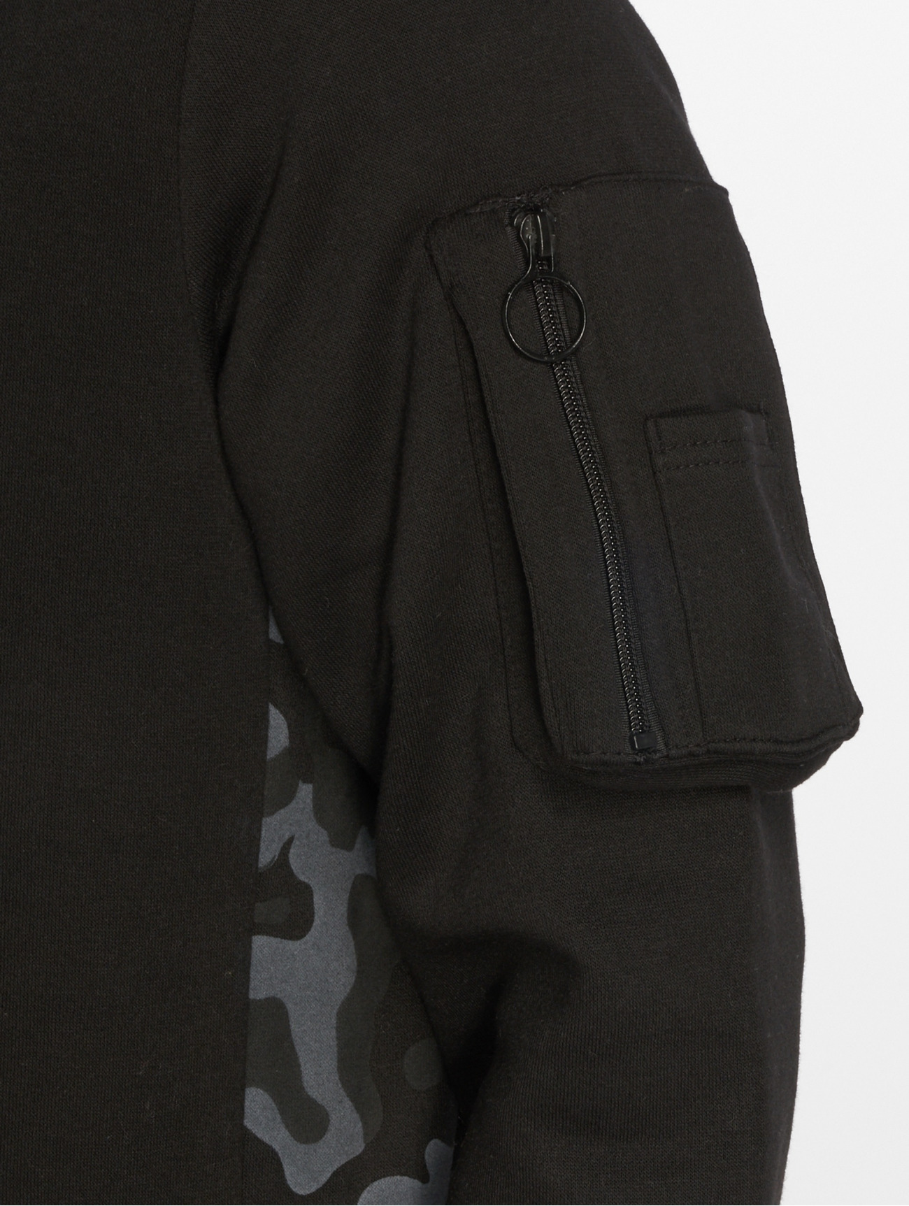 Sublevel | Original  noir Homme Sweat & Pull  593403| Homme Hauts