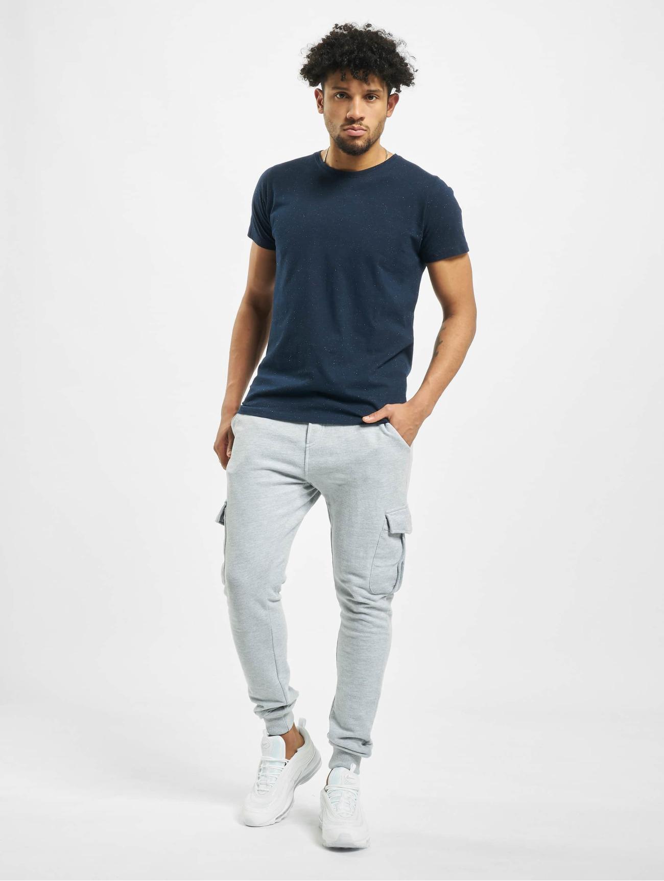 Suit Överdel / T-shirt Broadway i blå 652164 Män Överdelar