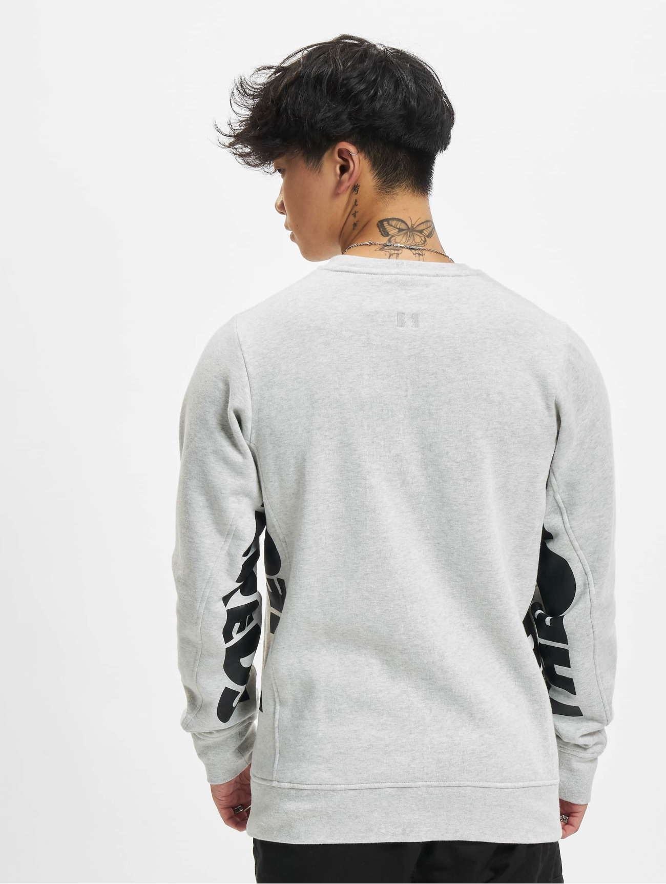 The Hundreds | Sidewinder  gris Homme Sweat & Pull  558828| Homme Hauts