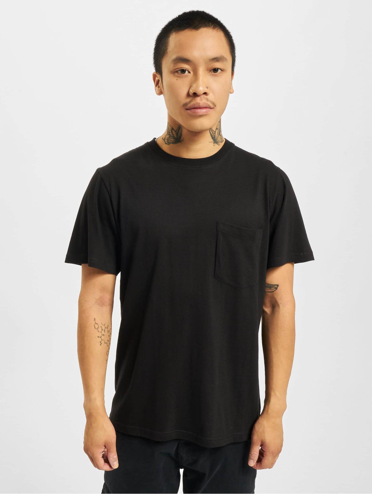 The Hundreds | Perfect Pocket  noir Homme T-Shirt  557999| Homme Hauts