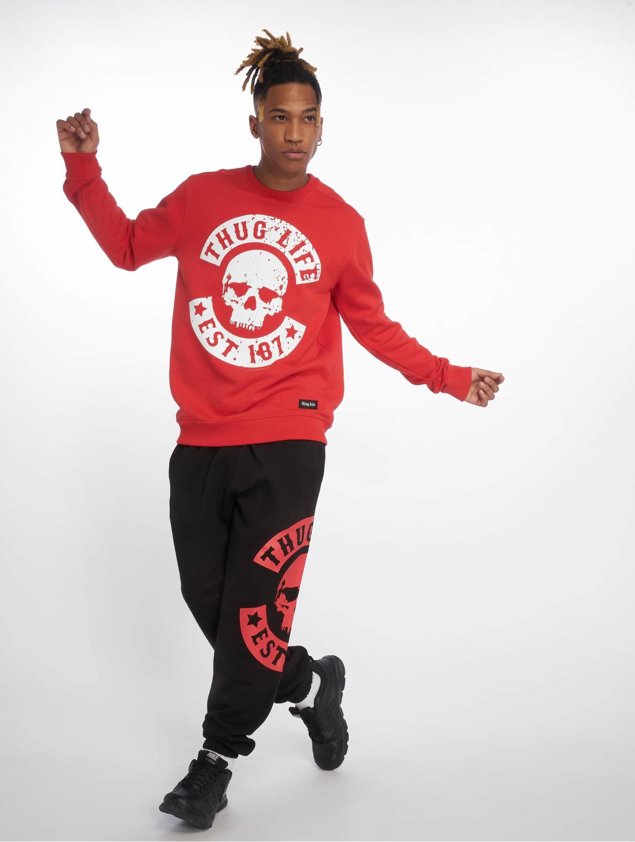 Thug Life Byxor / Joggingbyxor B.Camo i svart 607947 Män Byxor