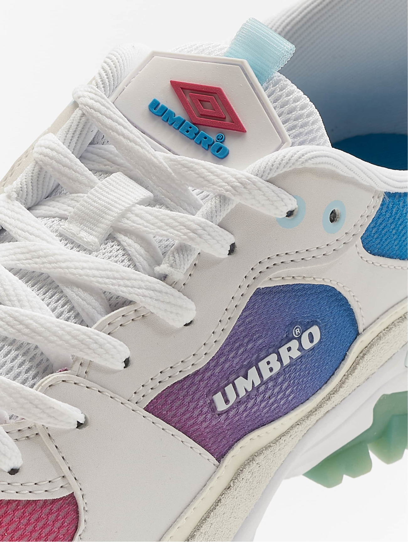 Umbro Bumpy blanc Baskets 673479 Homme Chaussures