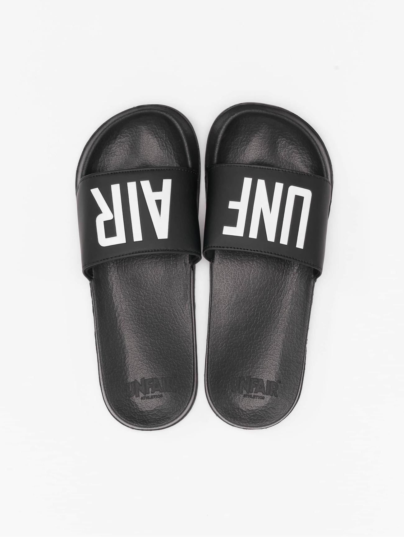UNFAIR ATHLETICS Unfair noir Homme Claquettes & Sandales 650830 Homme Chaussures