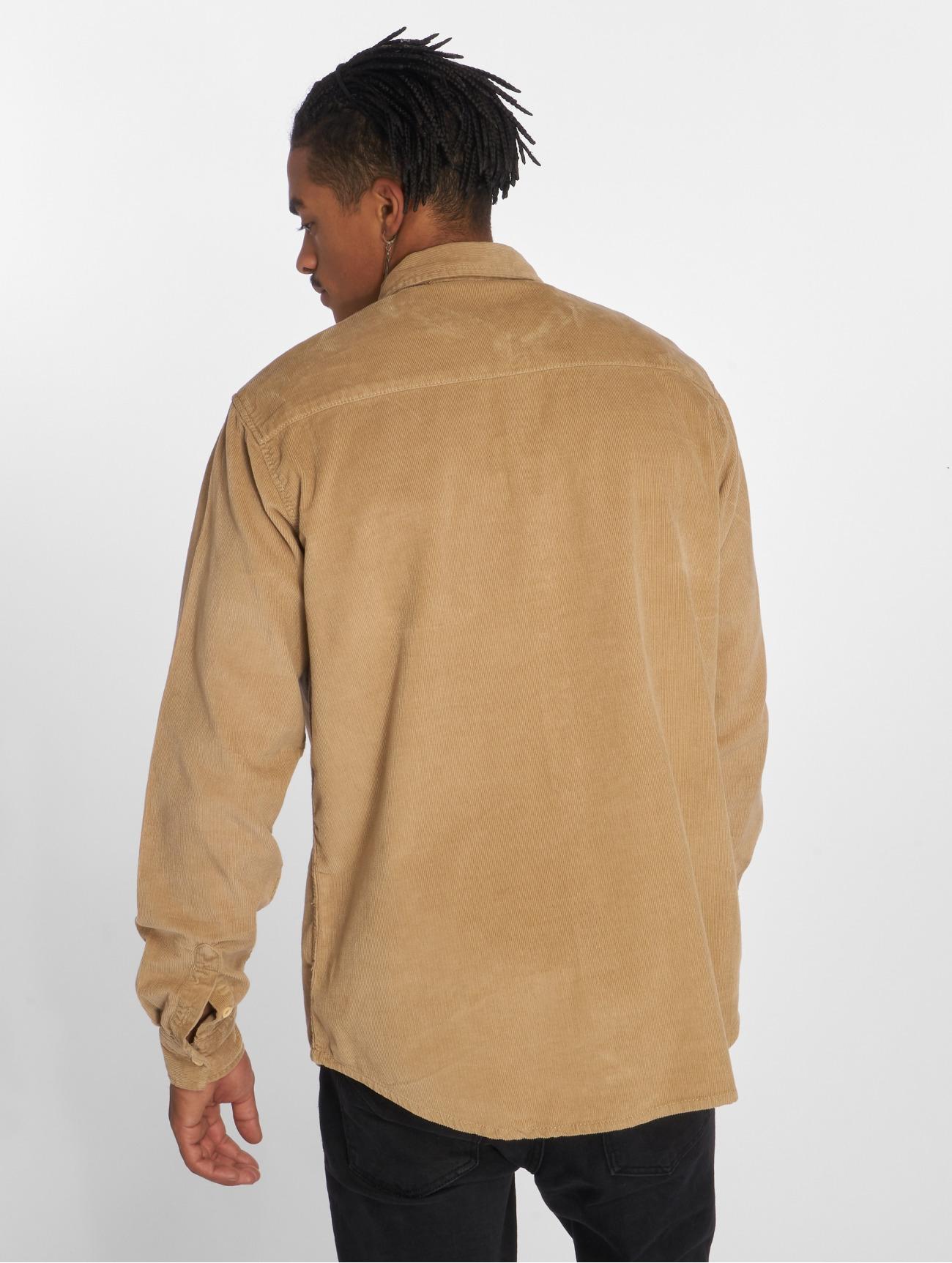 Urban Classics | Classics   brun Homme Chemise  563061| Homme Hauts