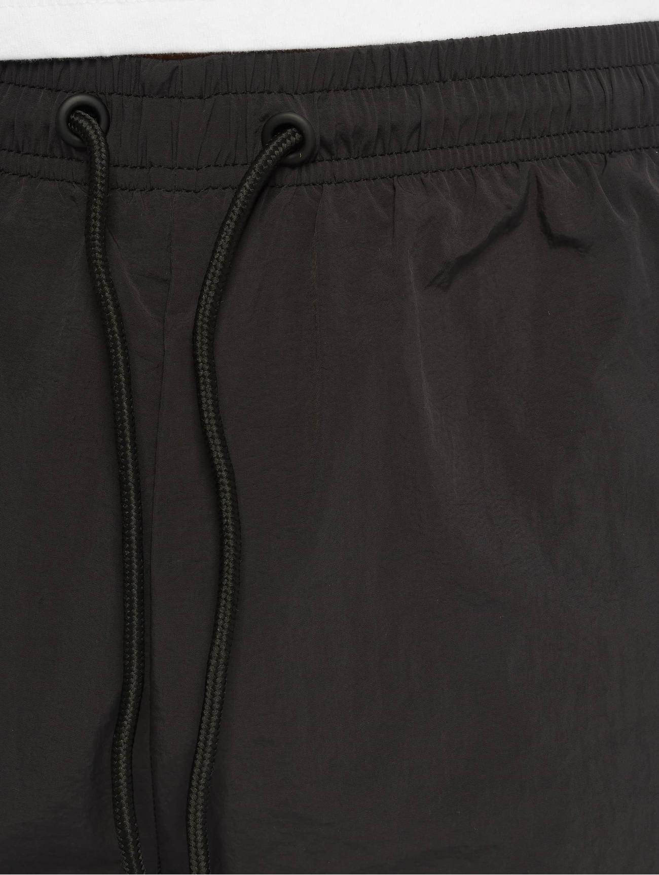Urban Classics  3-Tone Crinkle  noir Homme Jogging  636526 Homme Pantalons & Shorts