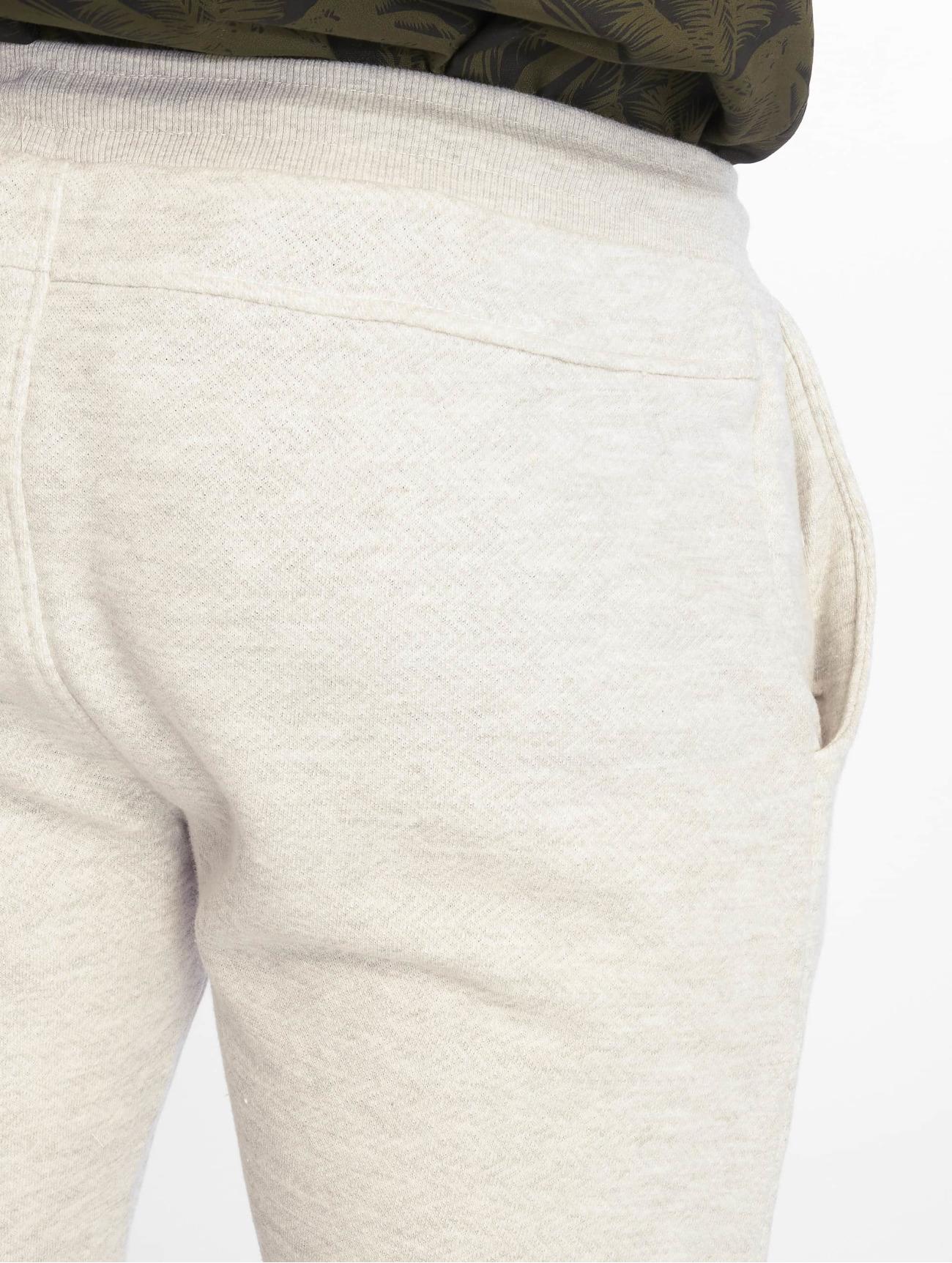 Urban Classics  Herringbone Terry  gris Homme Short  636151 Homme Pantalons & Shorts
