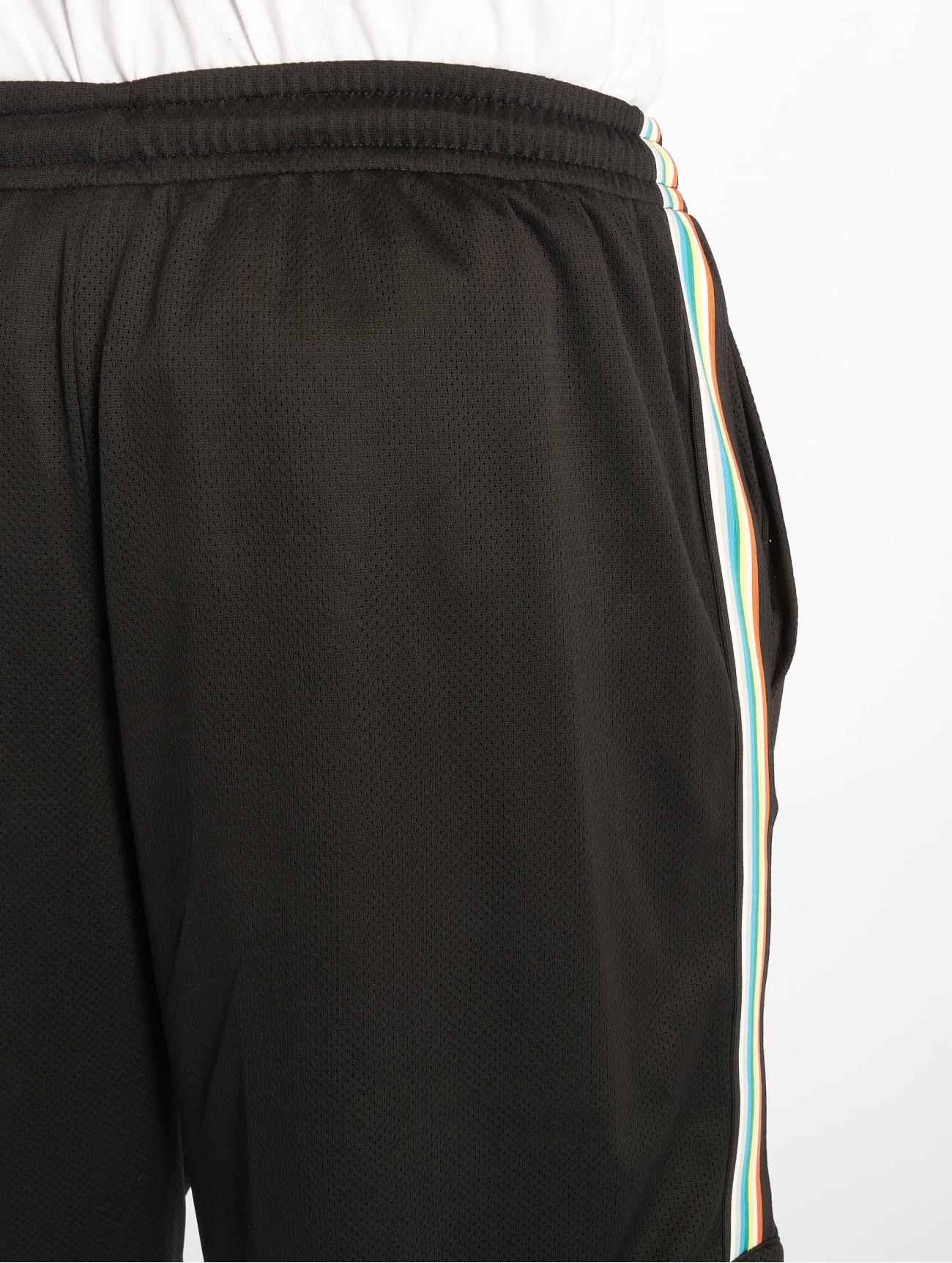 Urban Classics  Side Taped Mesh  noir Homme Short  636225 Homme Pantalons & Shorts