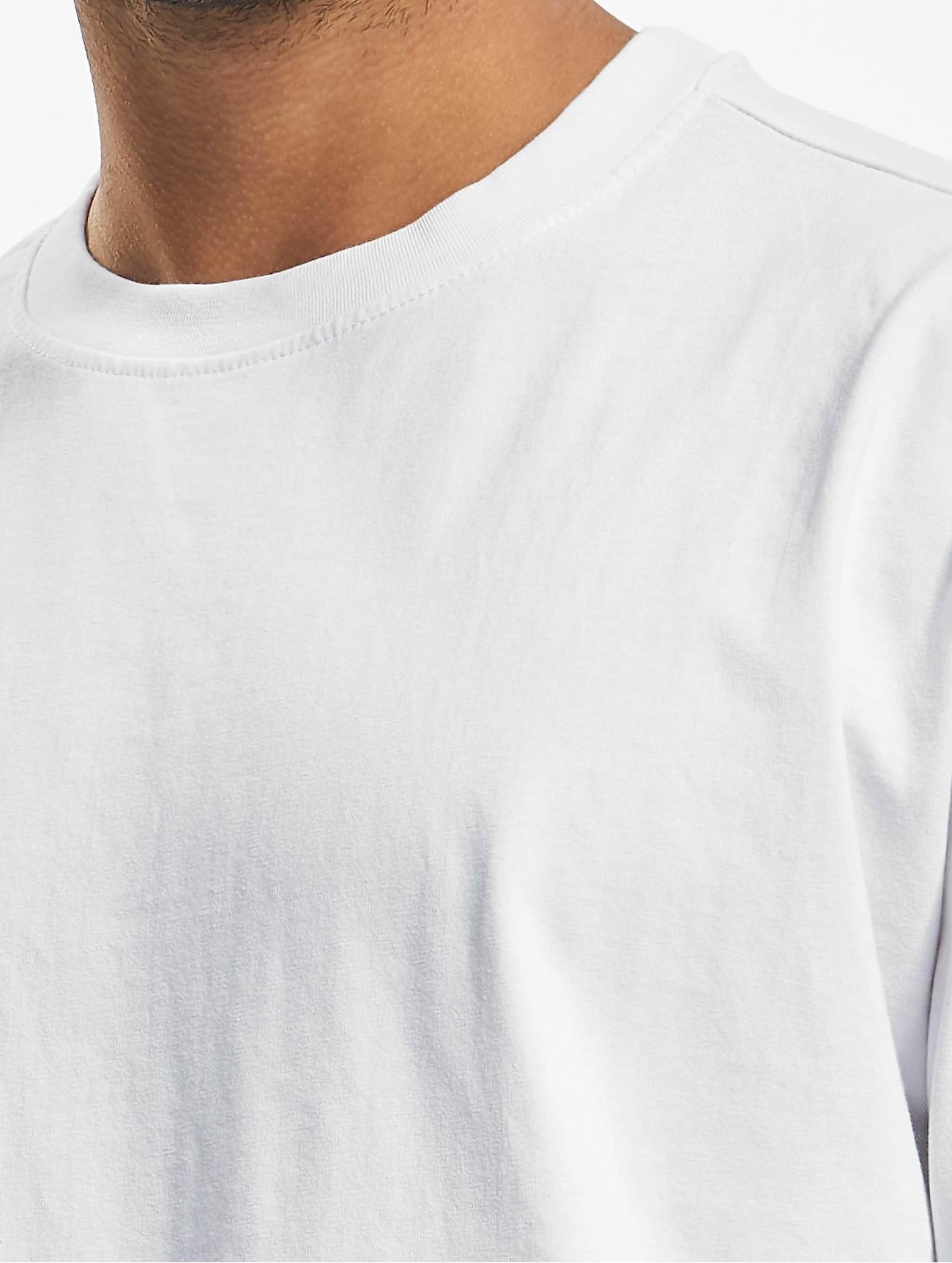 Urban Classics | Boxy Heavy  blanc Homme T-Shirt manches longues  562875| Homme Hauts