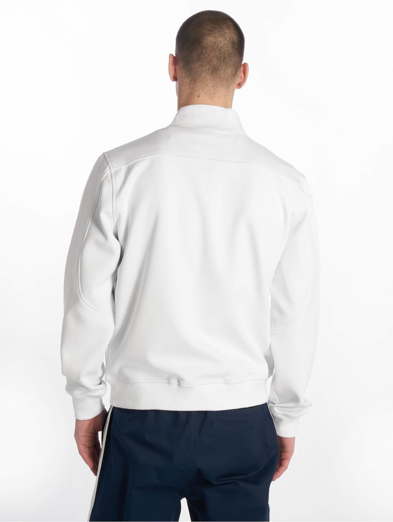 Urban Classics | Neopren   blanc Homme Veste mi-saison légère  201783| Homme Manteaux & Vestes
