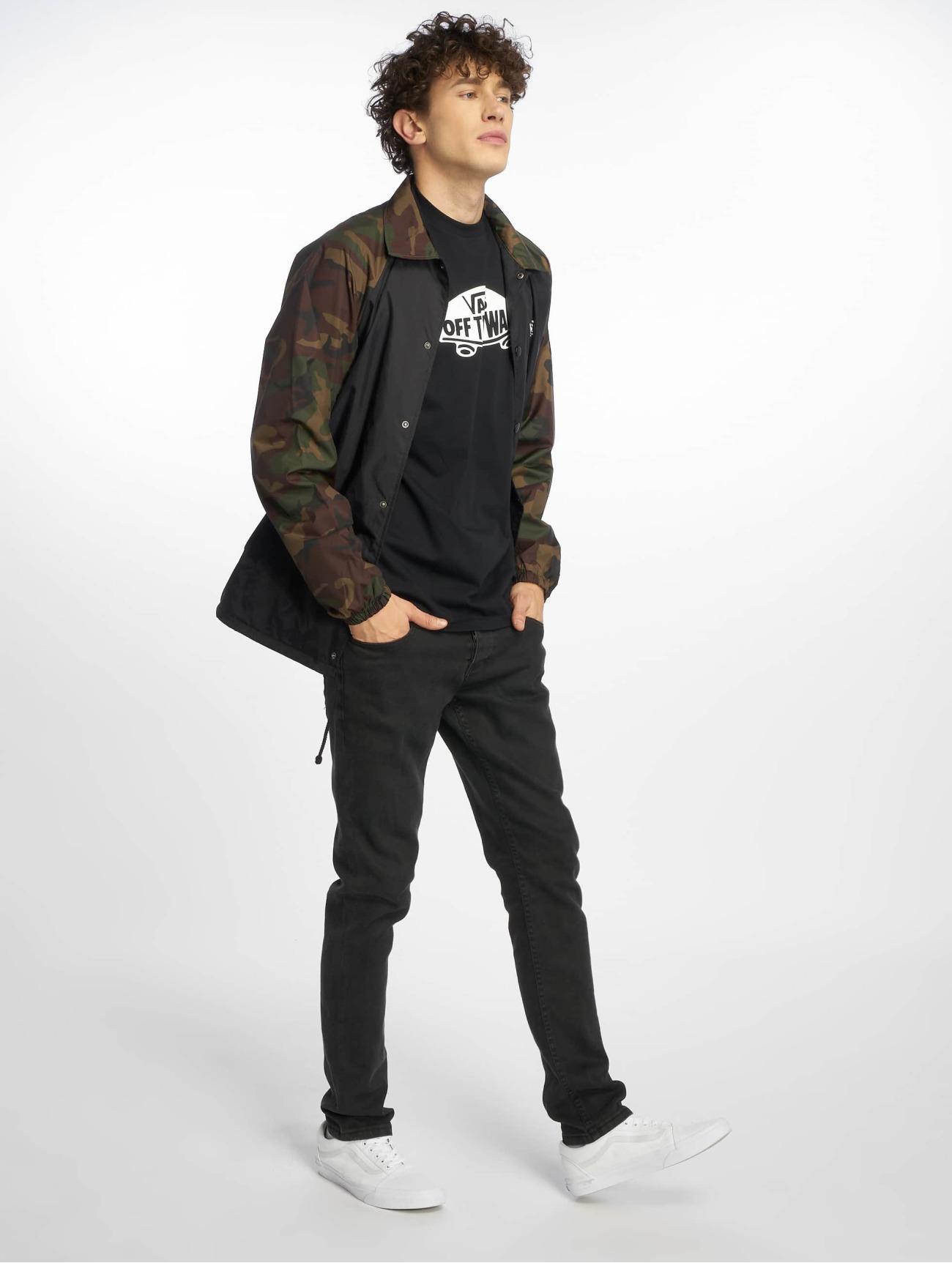 Vans | OTW  noir Homme T-Shirt manches longues  604154| Homme Hauts