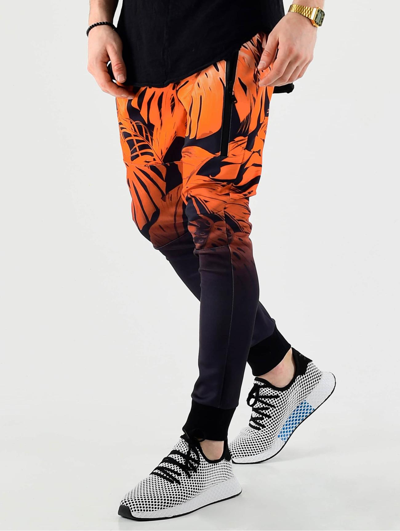 VSCT Clubwear  Graded Tech Fleece  orange Homme Jogging  672032 Homme Pantalons & Shorts